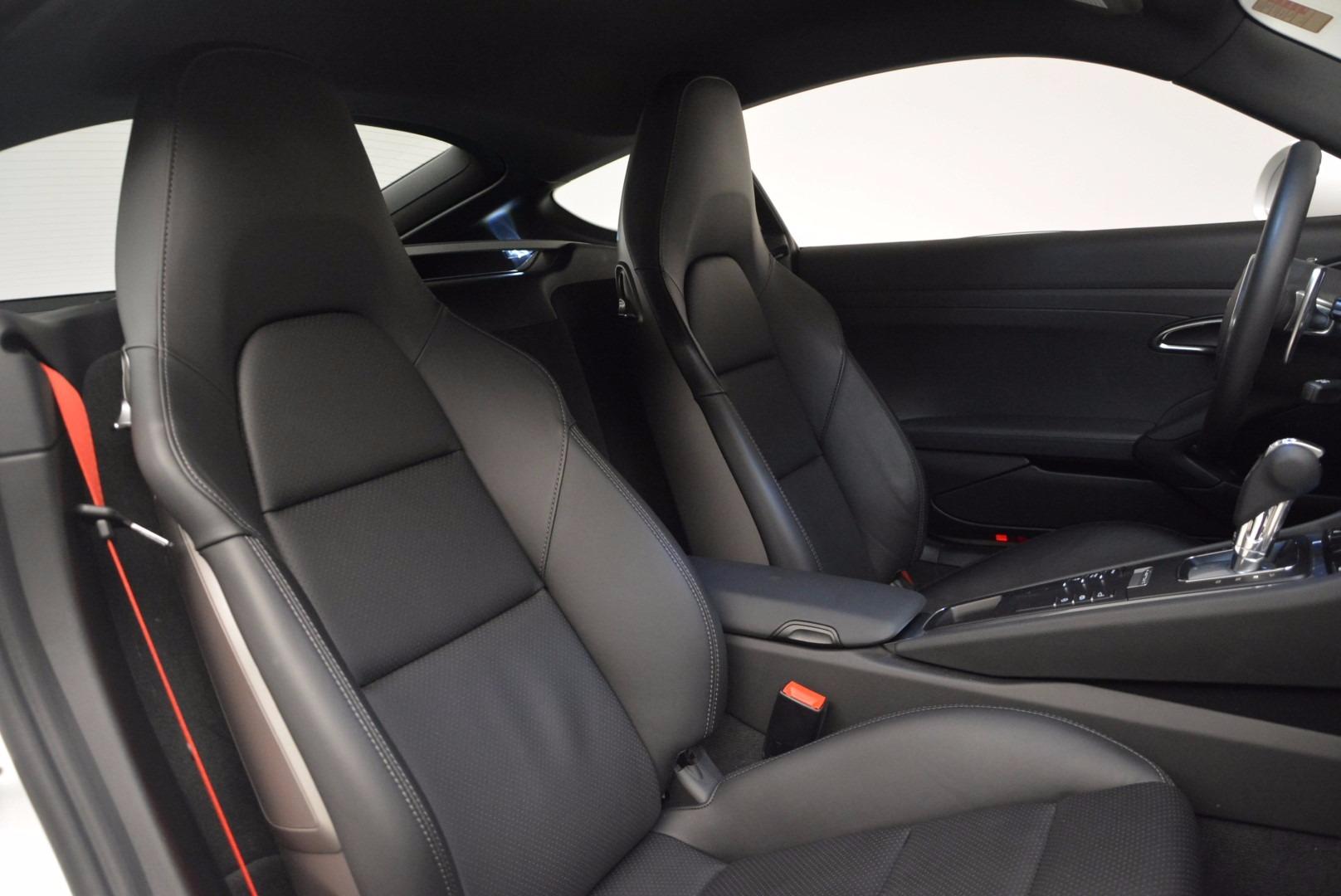 Used 2014 Porsche Cayman S For Sale In Greenwich, CT. Alfa Romeo of Greenwich, MC264A 657_p18