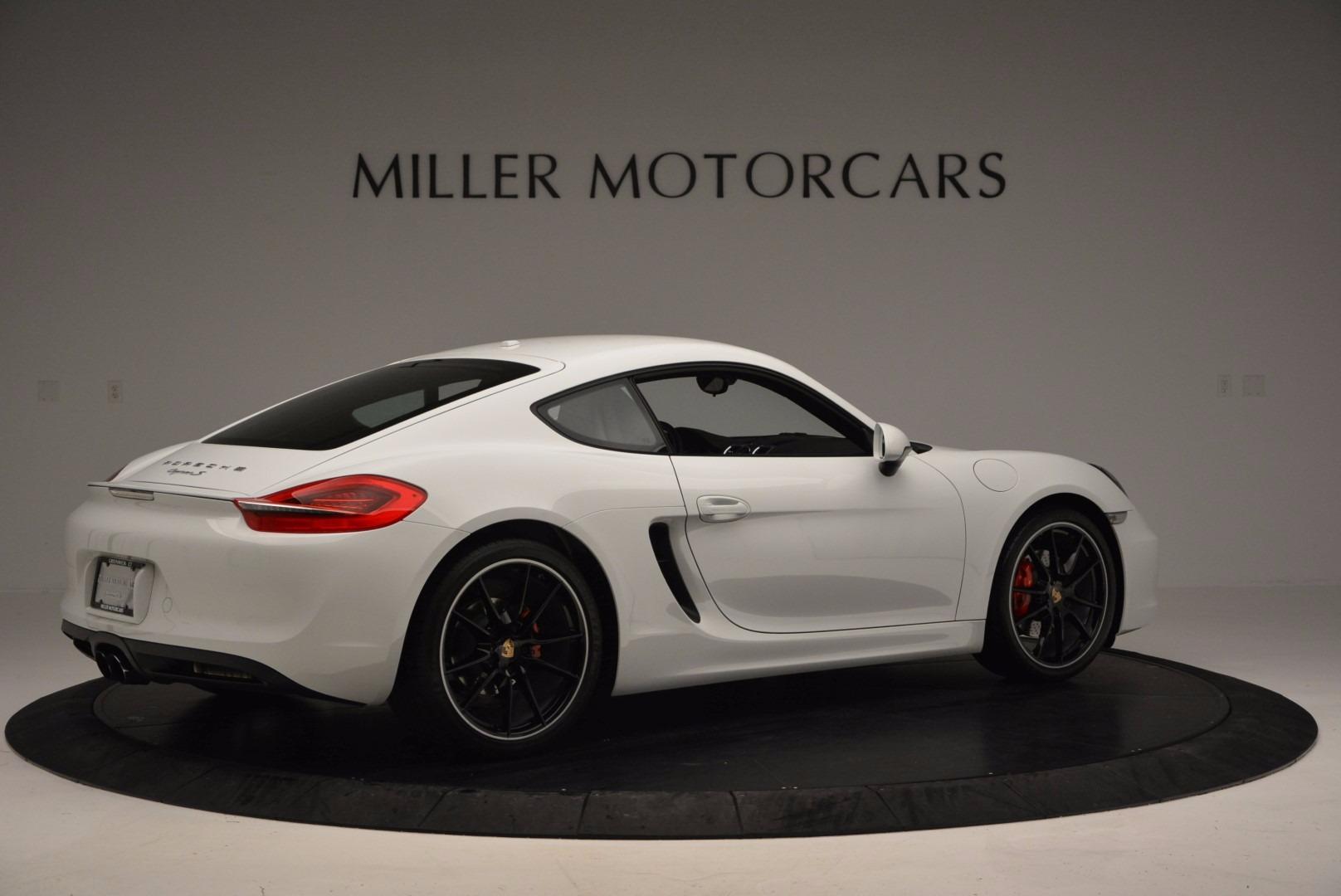 Used 2014 Porsche Cayman S For Sale In Greenwich, CT. Alfa Romeo of Greenwich, MC264A 657_p8