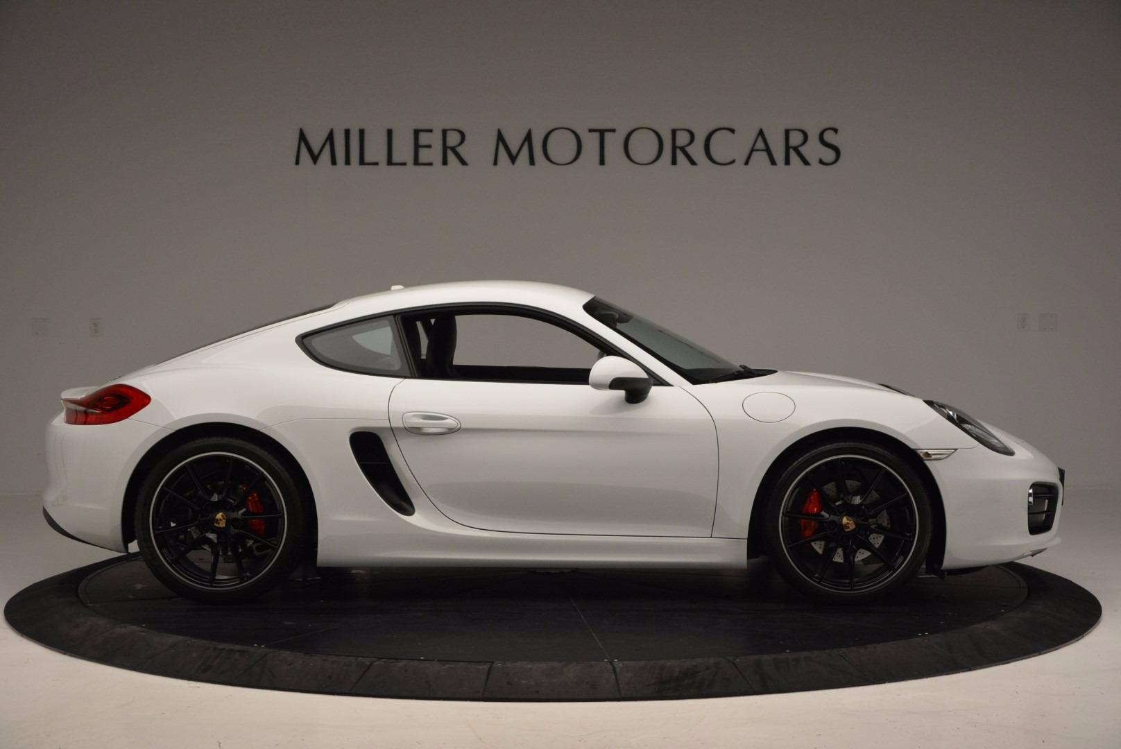 Used 2014 Porsche Cayman S For Sale In Greenwich, CT. Alfa Romeo of Greenwich, MC264A 657_p9