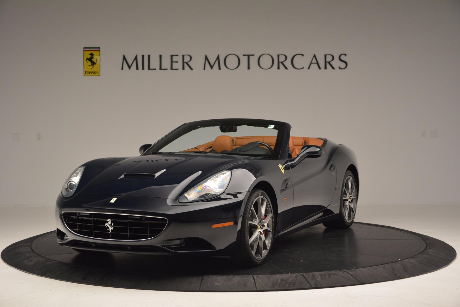Used 2010 Ferrari California  For Sale In Greenwich, CT. Alfa Romeo of Greenwich, 4429 659_main