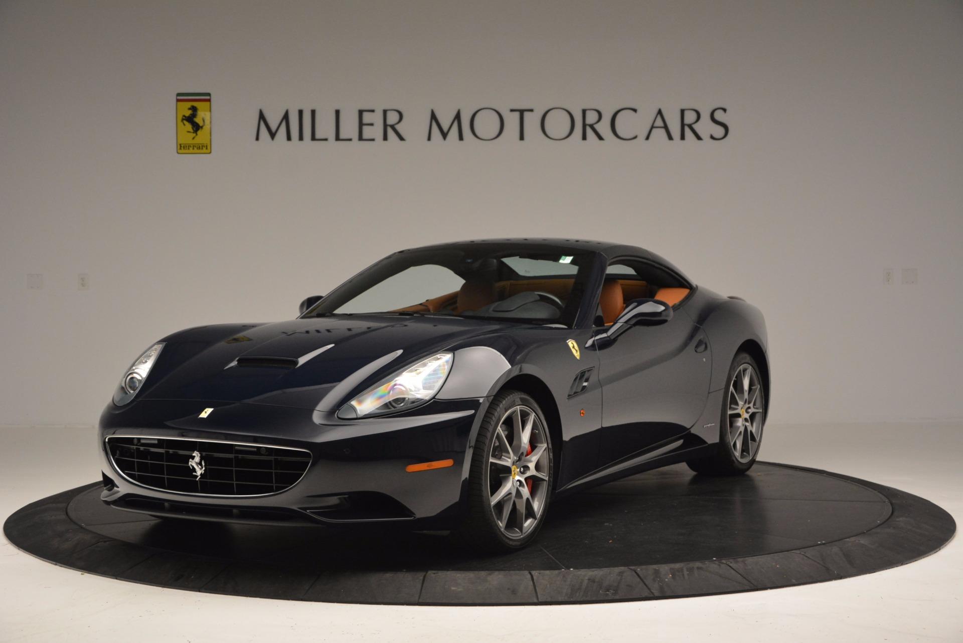 Used 2010 Ferrari California  For Sale In Greenwich, CT. Alfa Romeo of Greenwich, 4429 659_p13