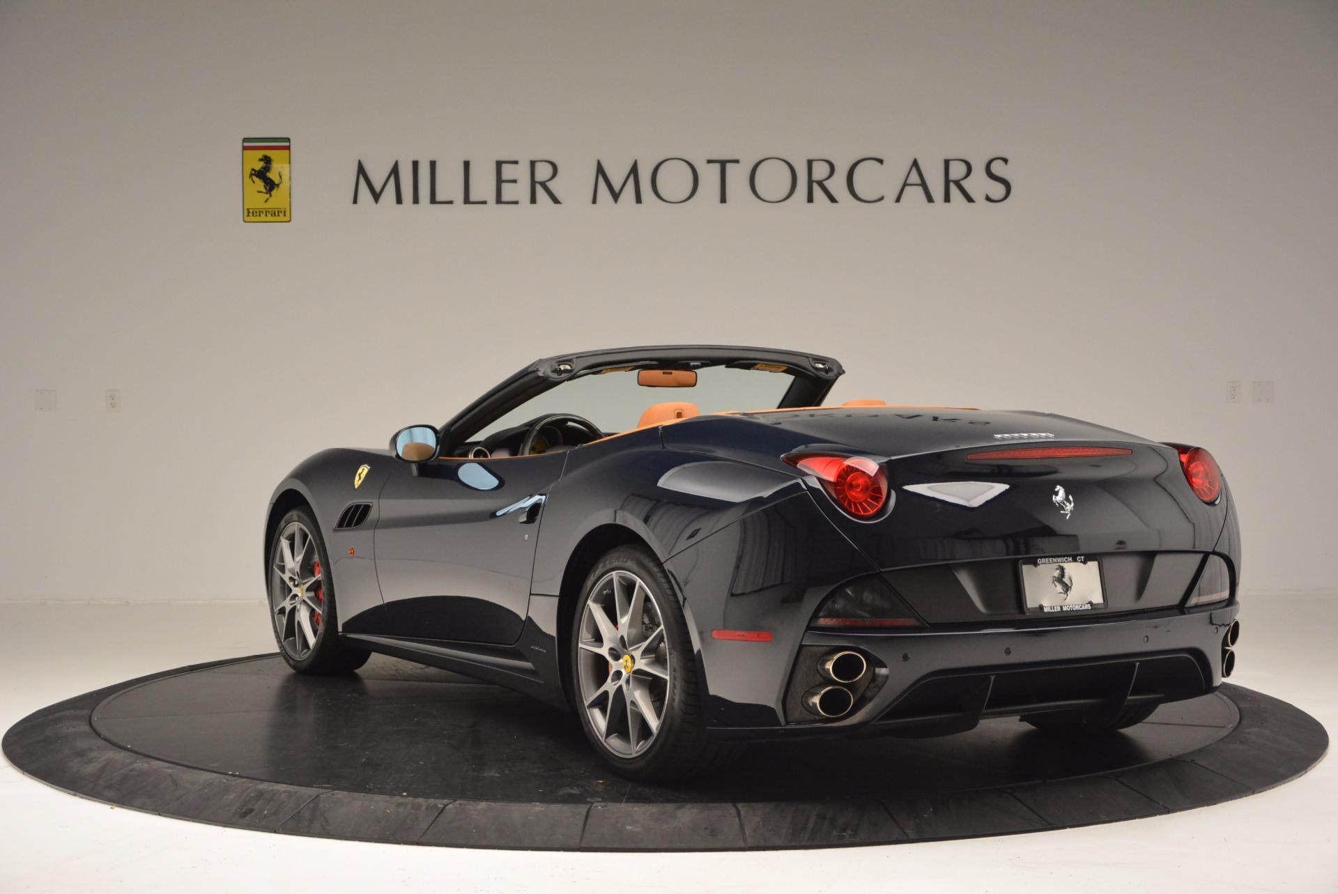 Used 2010 Ferrari California  For Sale In Greenwich, CT. Alfa Romeo of Greenwich, 4429 659_p5