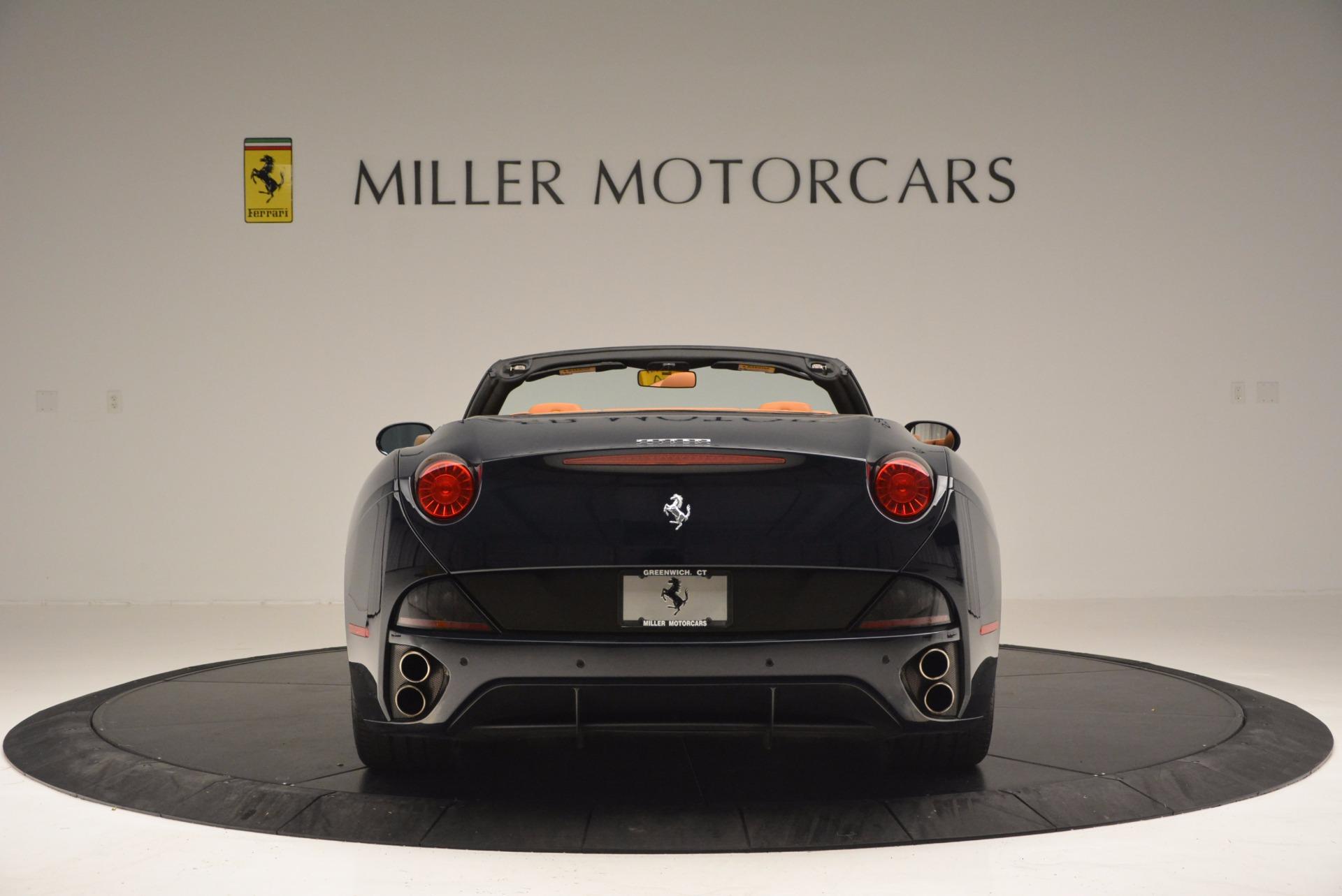 Used 2010 Ferrari California  For Sale In Greenwich, CT. Alfa Romeo of Greenwich, 4429 659_p6