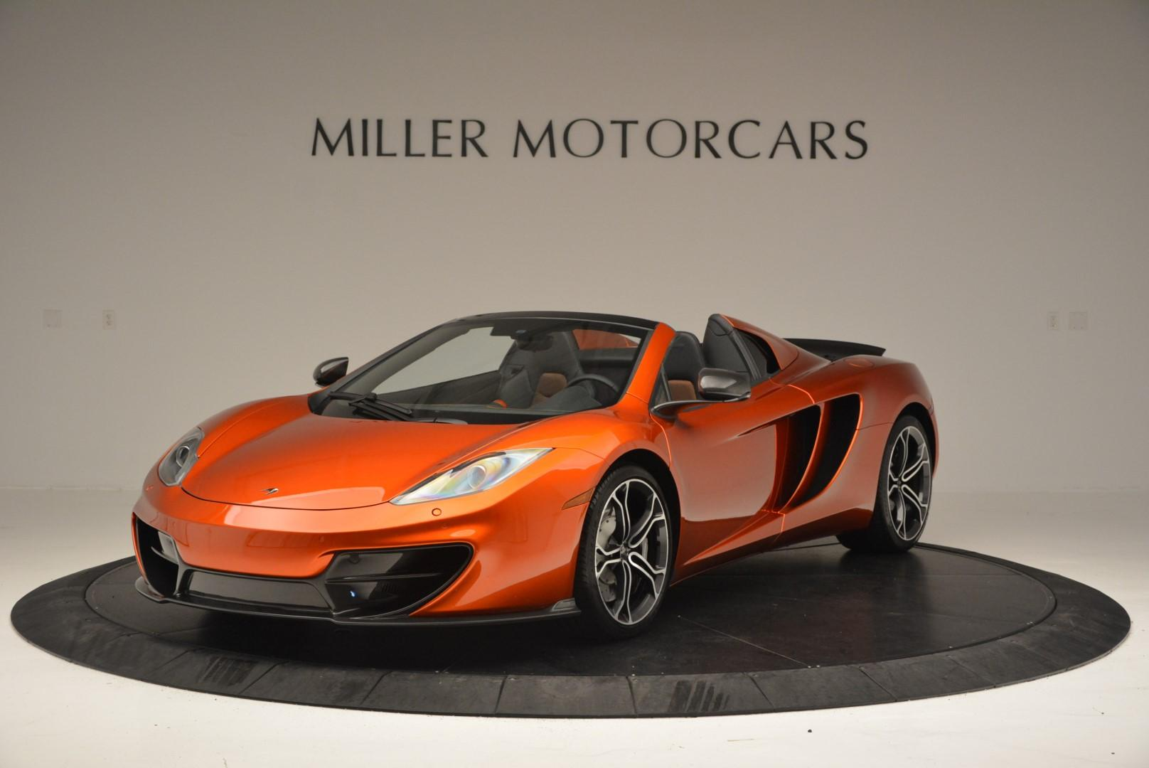 Used 2013 McLaren MP4-12C Base For Sale In Greenwich, CT. Alfa Romeo of Greenwich, 3070 66_main