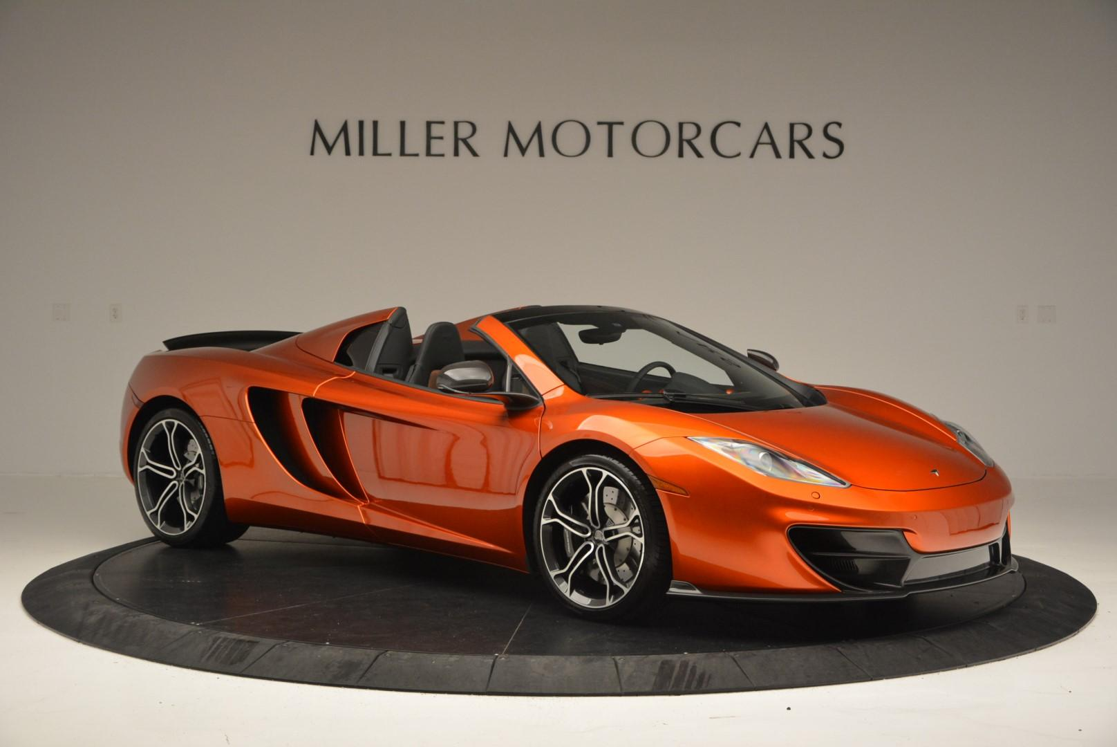 Used 2013 McLaren MP4-12C Base For Sale In Greenwich, CT. Alfa Romeo of Greenwich, 3070 66_p10