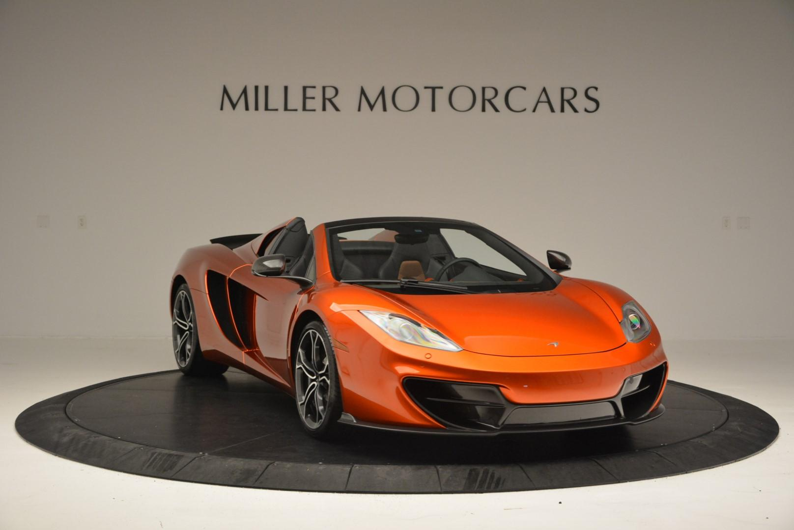 Used 2013 McLaren MP4-12C Base For Sale In Greenwich, CT. Alfa Romeo of Greenwich, 3070 66_p11