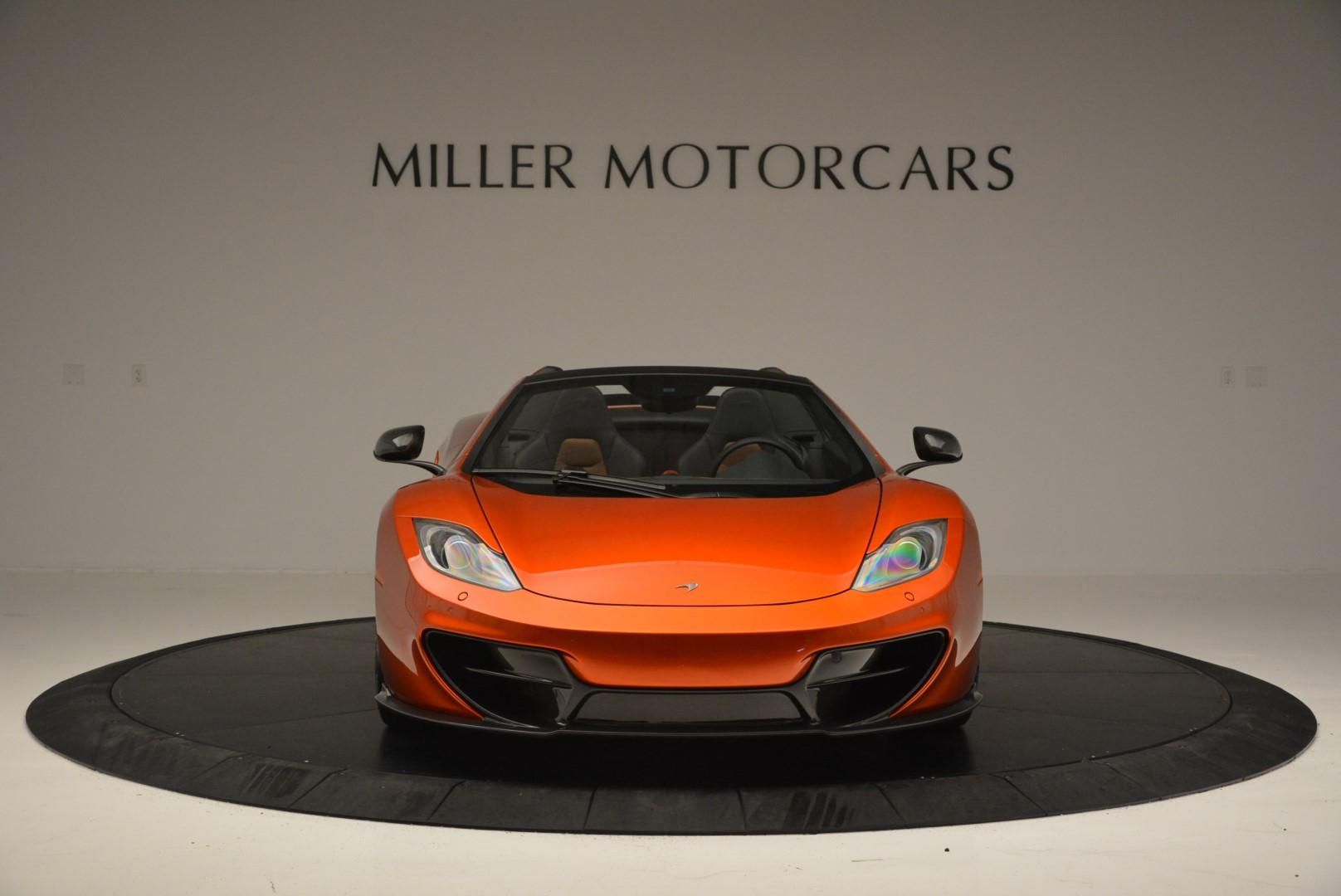 Used 2013 McLaren MP4-12C Base For Sale In Greenwich, CT. Alfa Romeo of Greenwich, 3070 66_p12