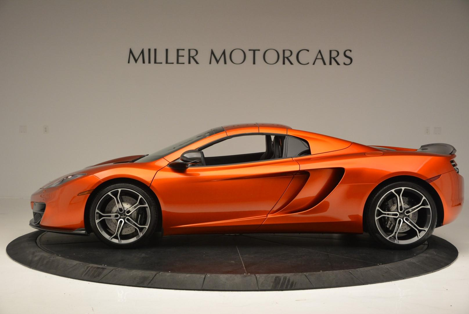 Used 2013 McLaren MP4-12C Base For Sale In Greenwich, CT. Alfa Romeo of Greenwich, 3070 66_p14