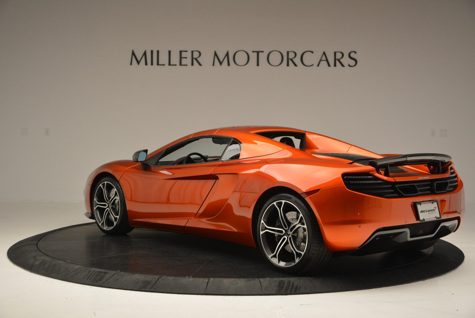 Used 2013 McLaren MP4-12C Base For Sale In Greenwich, CT. Alfa Romeo of Greenwich, 3070 66_p15