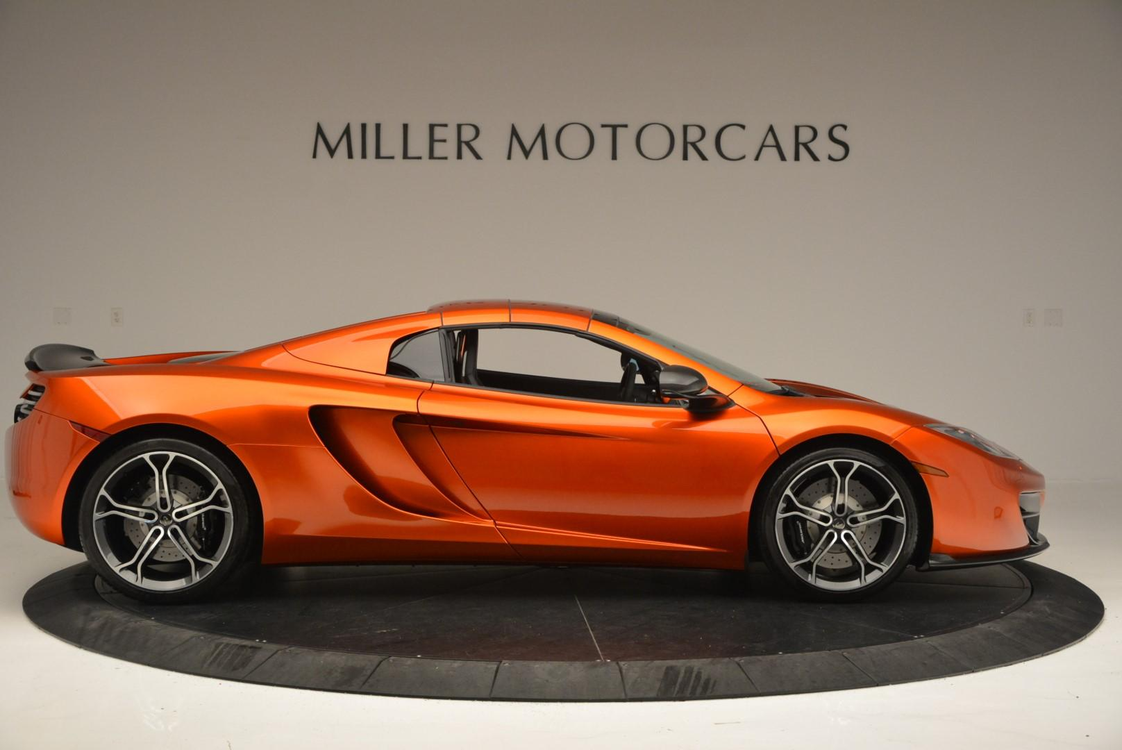 Used 2013 McLaren MP4-12C Base For Sale In Greenwich, CT. Alfa Romeo of Greenwich, 3070 66_p18