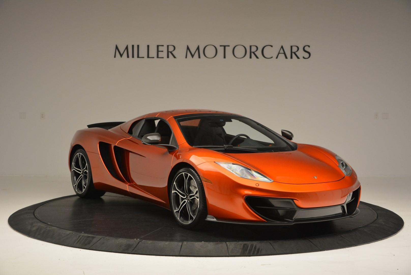 Used 2013 McLaren MP4-12C Base For Sale In Greenwich, CT. Alfa Romeo of Greenwich, 3070 66_p19