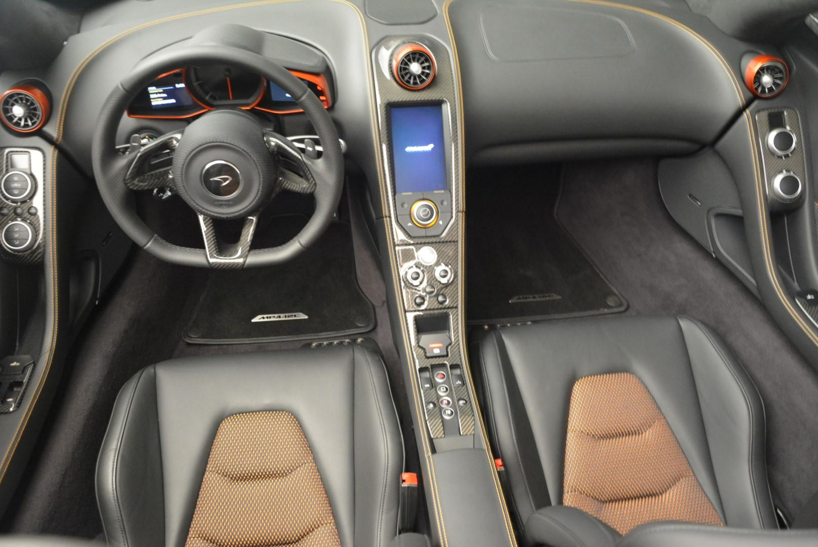 Used 2013 McLaren MP4-12C Base For Sale In Greenwich, CT. Alfa Romeo of Greenwich, 3070 66_p24