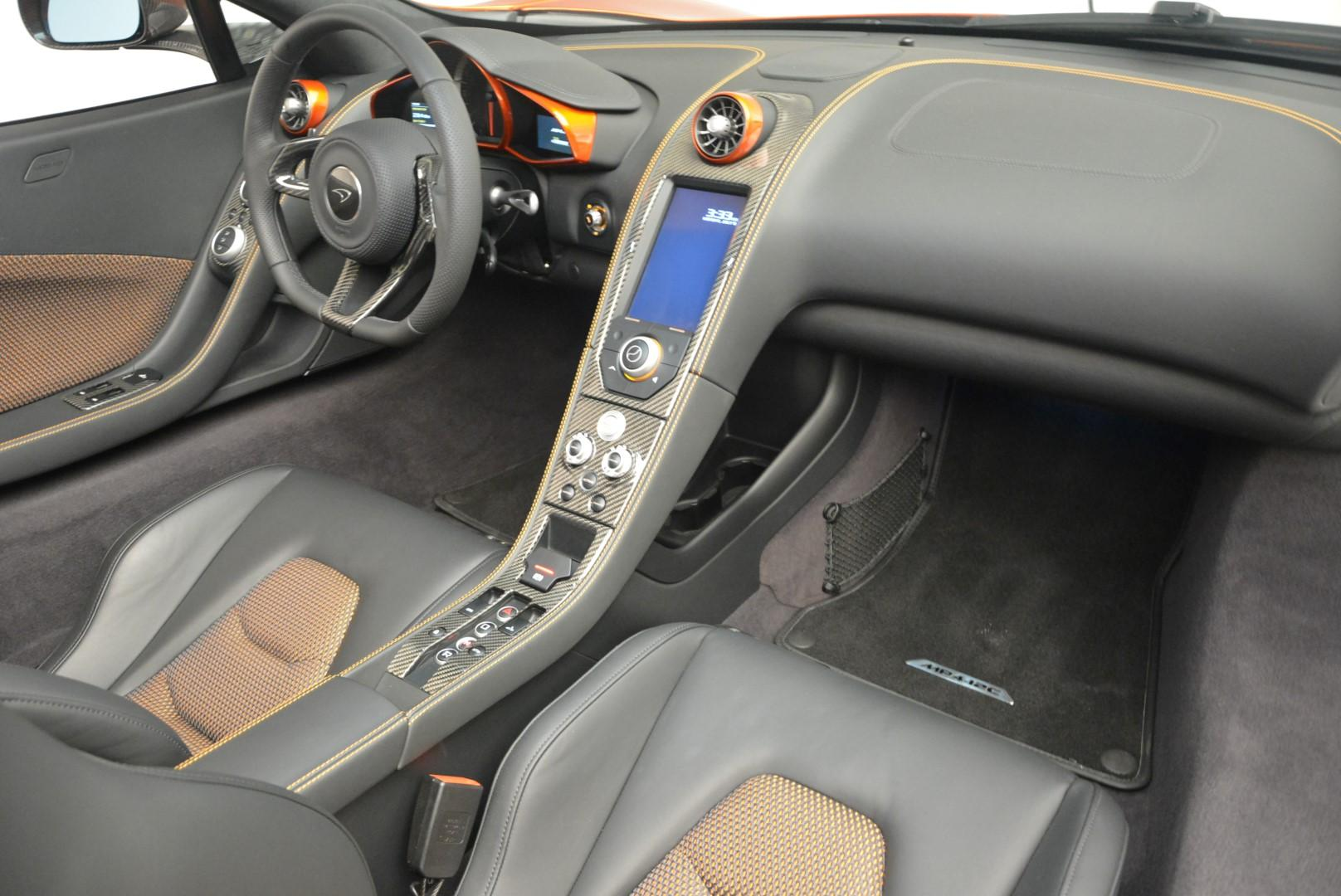 Used 2013 McLaren MP4-12C Base For Sale In Greenwich, CT. Alfa Romeo of Greenwich, 3070 66_p25
