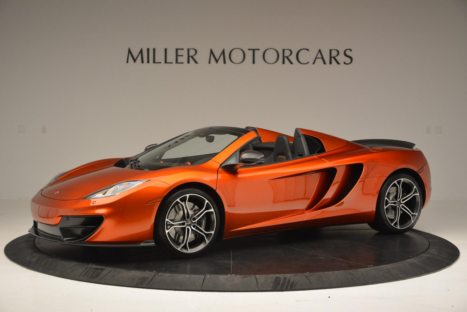 Used 2013 McLaren MP4-12C Base For Sale In Greenwich, CT. Alfa Romeo of Greenwich, 3070 66_p2