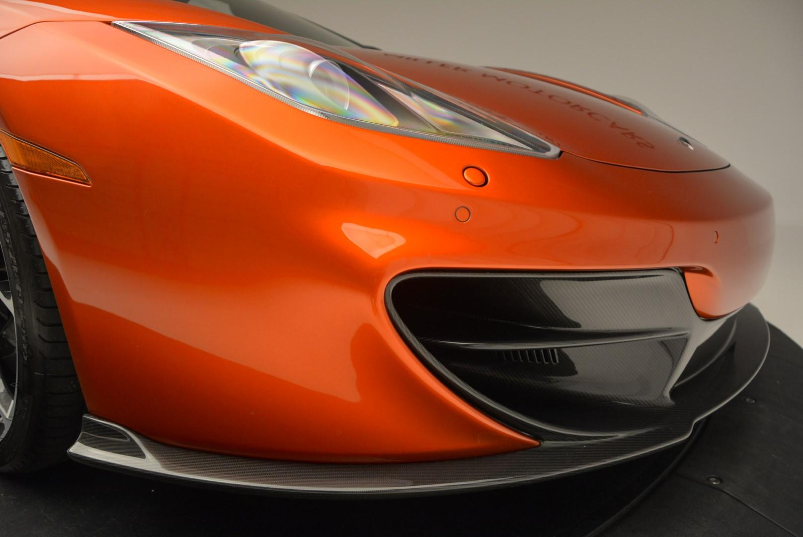 Used 2013 McLaren MP4-12C Base For Sale In Greenwich, CT. Alfa Romeo of Greenwich, 3070 66_p30