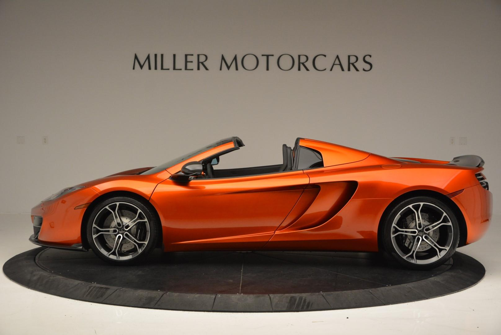 Used 2013 McLaren MP4-12C Base For Sale In Greenwich, CT. Alfa Romeo of Greenwich, 3070 66_p3