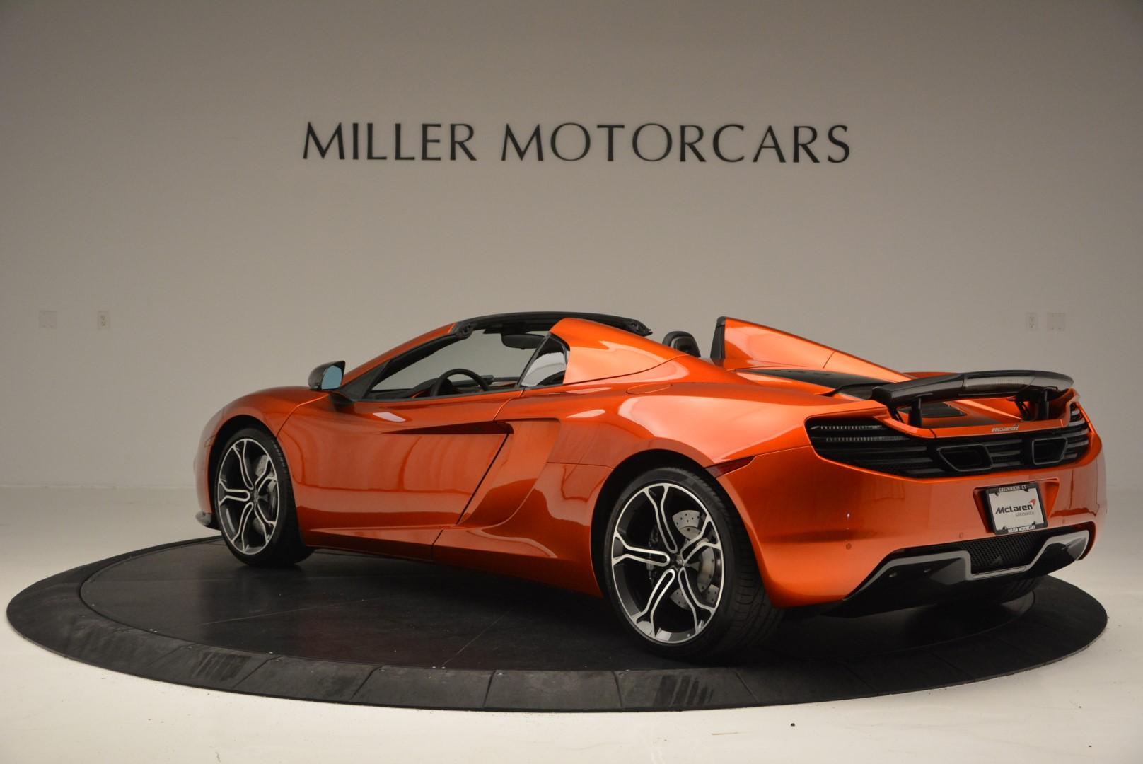 Used 2013 McLaren MP4-12C Base For Sale In Greenwich, CT. Alfa Romeo of Greenwich, 3070 66_p4