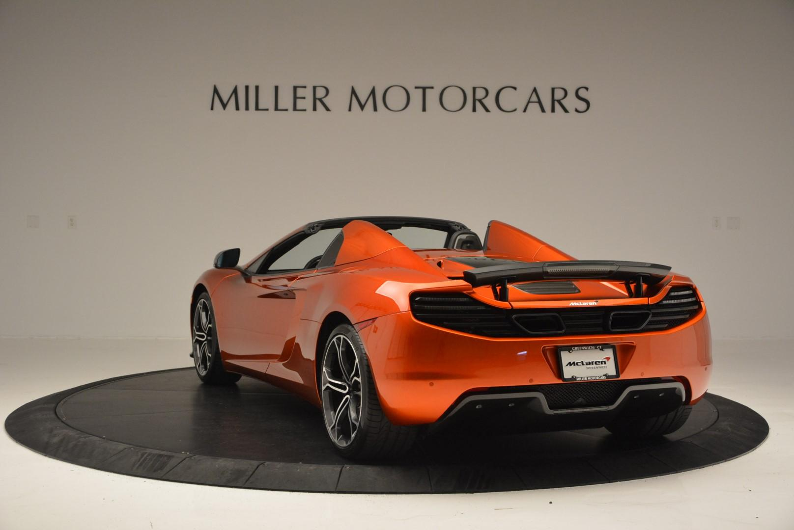 Used 2013 McLaren MP4-12C Base For Sale In Greenwich, CT. Alfa Romeo of Greenwich, 3070 66_p5
