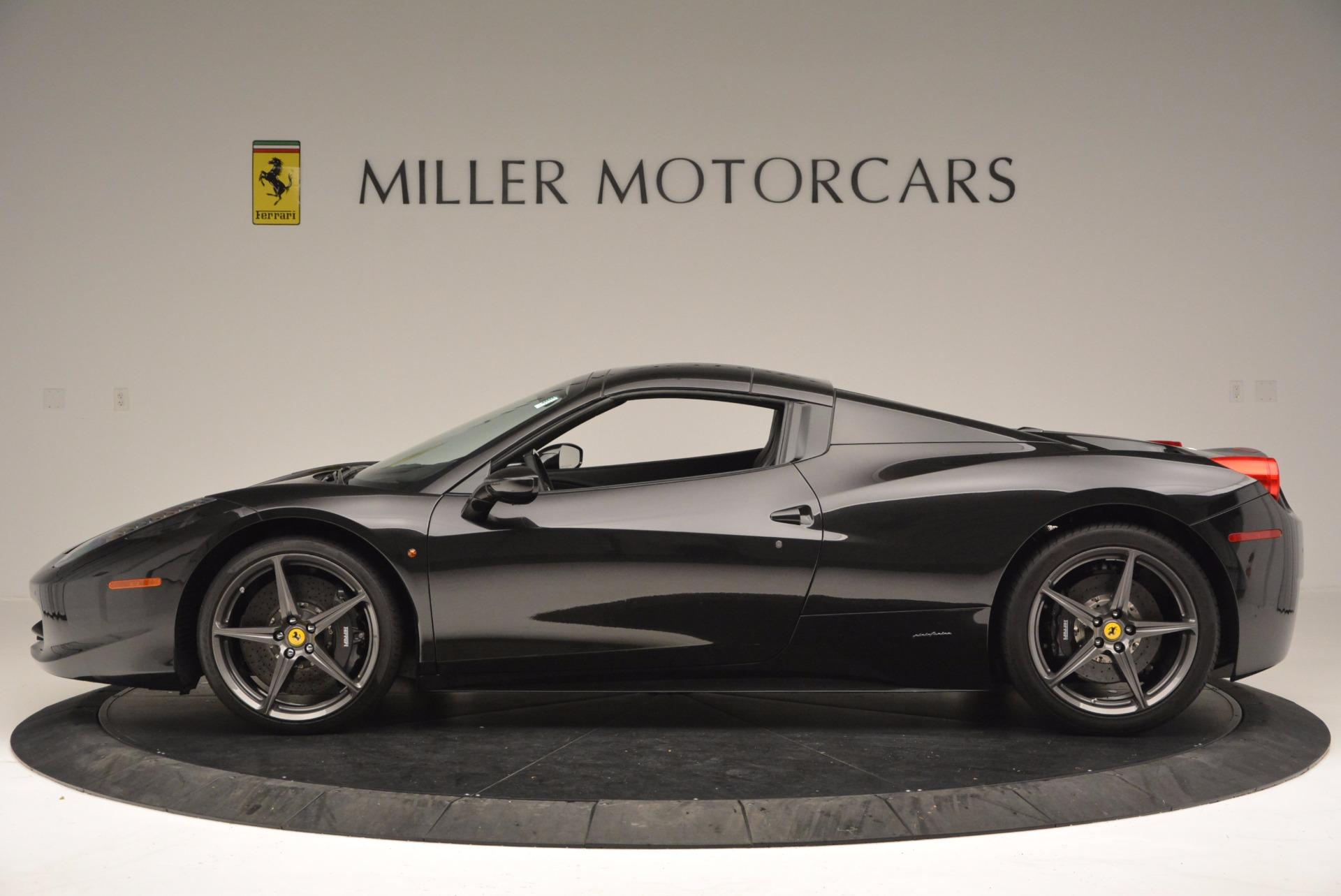 Used 2015 Ferrari 458 Spider  For Sale In Greenwich, CT. Alfa Romeo of Greenwich, 4350 660_p15