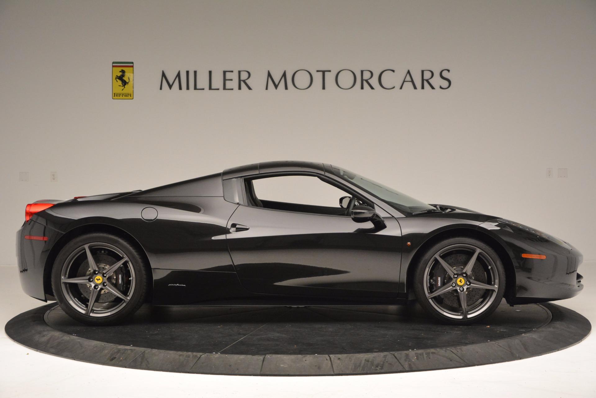 Used 2015 Ferrari 458 Spider  For Sale In Greenwich, CT. Alfa Romeo of Greenwich, 4350 660_p21