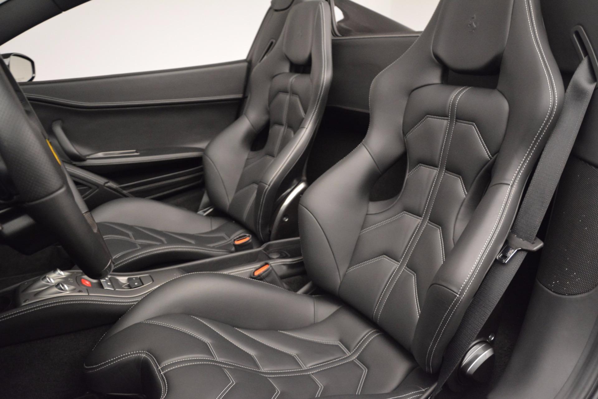 Used 2015 Ferrari 458 Spider  For Sale In Greenwich, CT. Alfa Romeo of Greenwich, 4350 660_p27