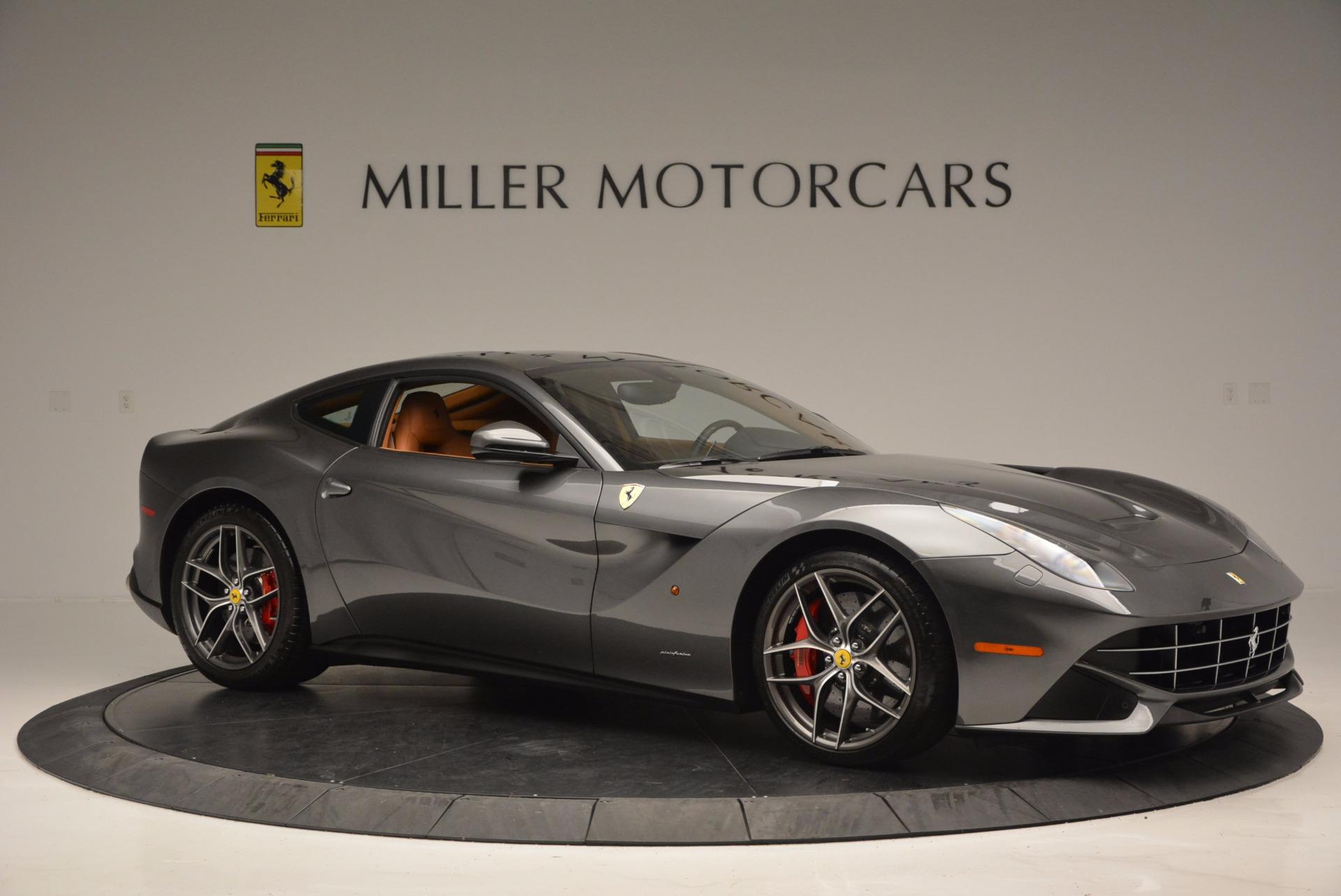Used 2014 Ferrari F12 Berlinetta  For Sale In Greenwich, CT. Alfa Romeo of Greenwich, 4431 664_p10