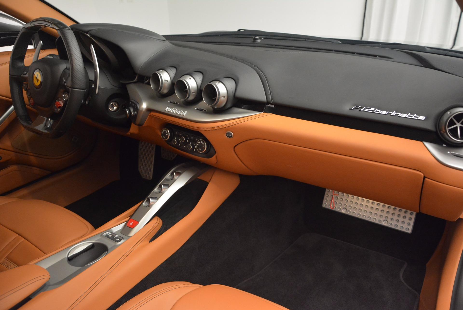 Used 2014 Ferrari F12 Berlinetta  For Sale In Greenwich, CT. Alfa Romeo of Greenwich, 4431 664_p17