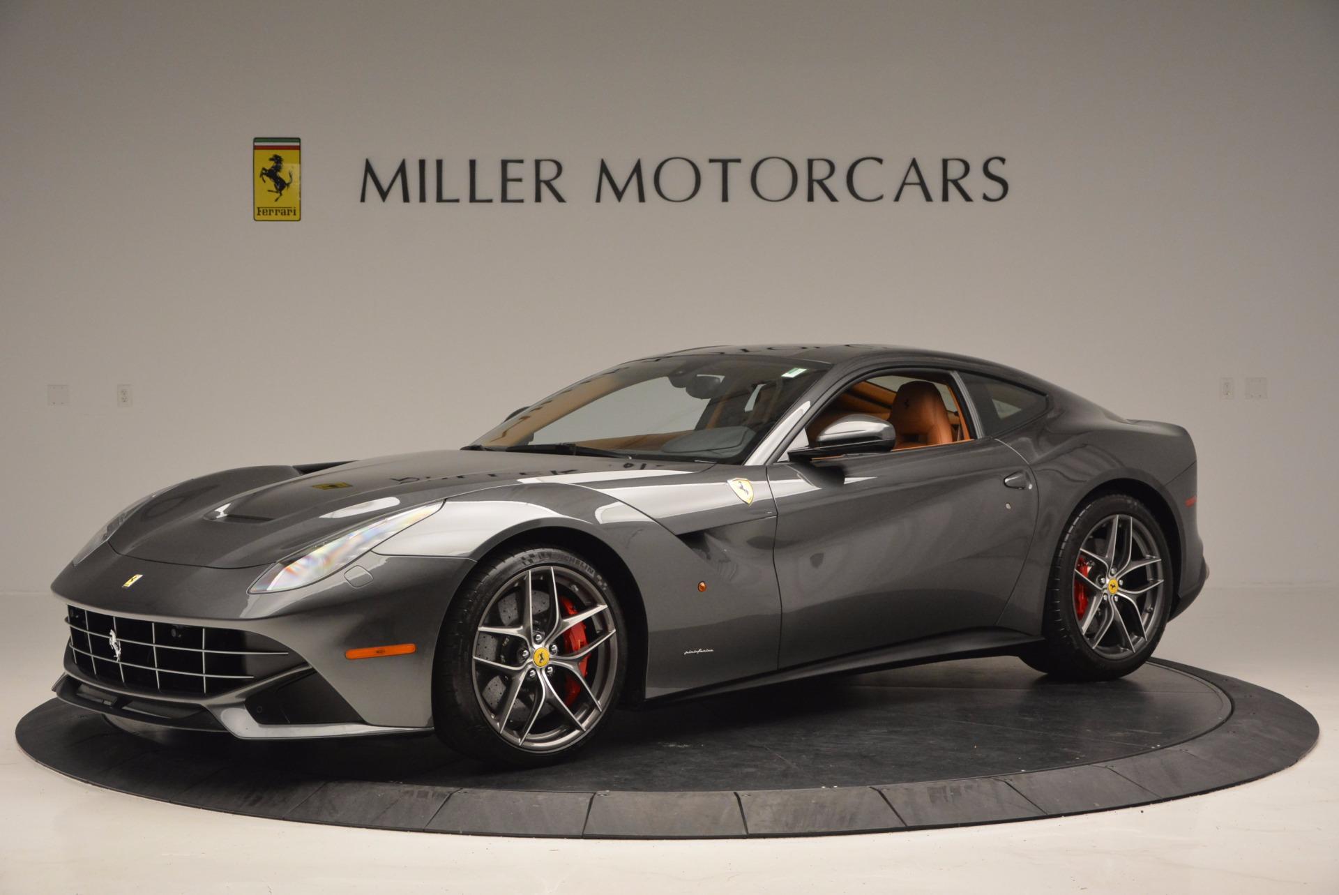 Used 2014 Ferrari F12 Berlinetta  For Sale In Greenwich, CT. Alfa Romeo of Greenwich, 4431 664_p2