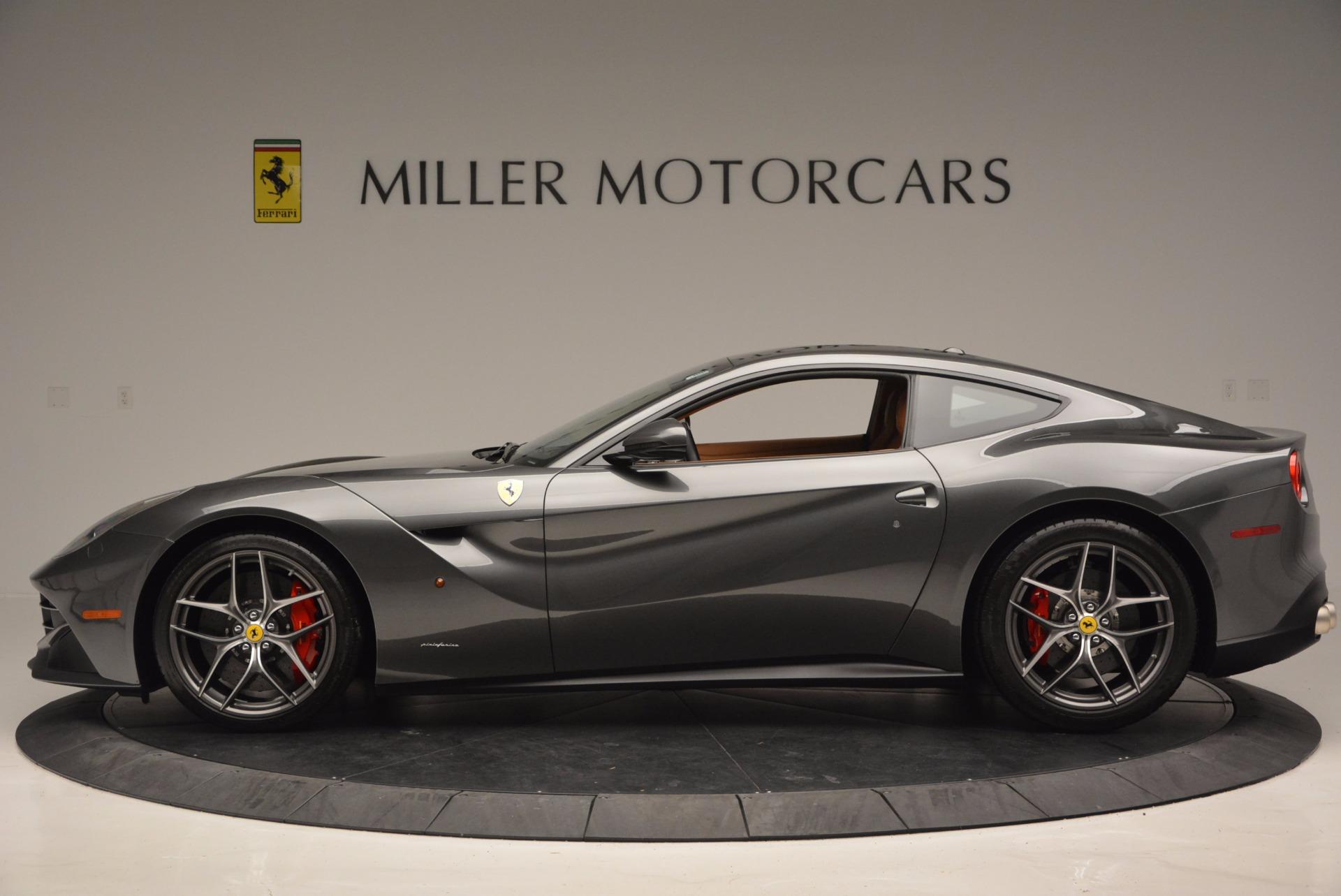 Used 2014 Ferrari F12 Berlinetta  For Sale In Greenwich, CT. Alfa Romeo of Greenwich, 4431 664_p3