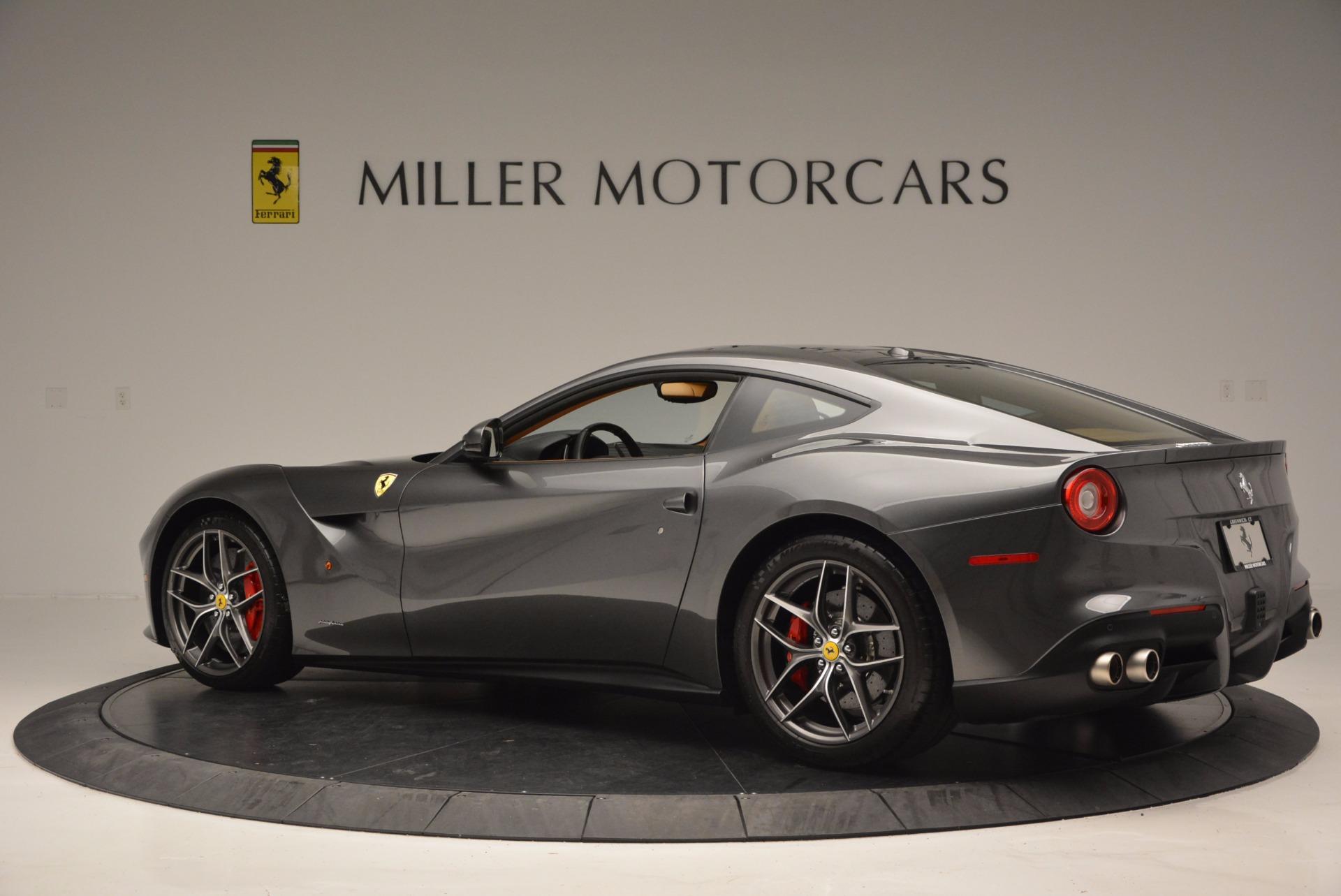 Used 2014 Ferrari F12 Berlinetta  For Sale In Greenwich, CT. Alfa Romeo of Greenwich, 4431 664_p4