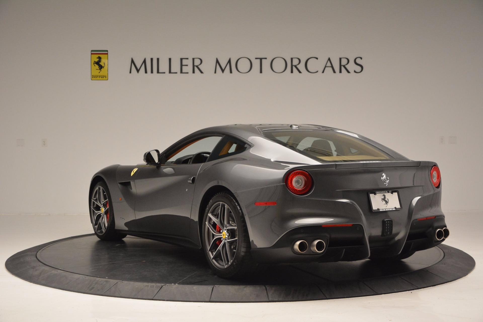 Used 2014 Ferrari F12 Berlinetta  For Sale In Greenwich, CT. Alfa Romeo of Greenwich, 4431 664_p5