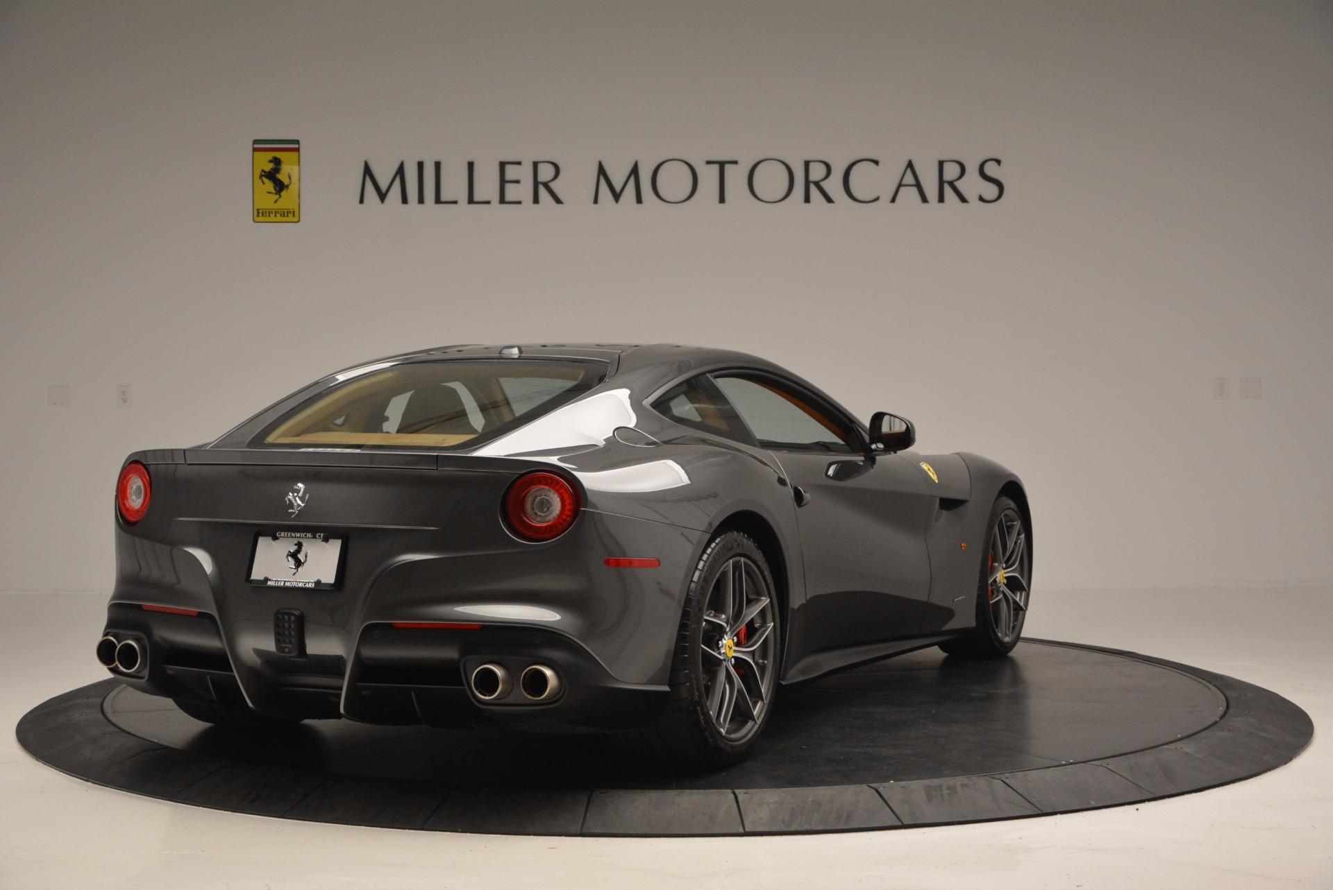 Used 2014 Ferrari F12 Berlinetta  For Sale In Greenwich, CT. Alfa Romeo of Greenwich, 4431 664_p7