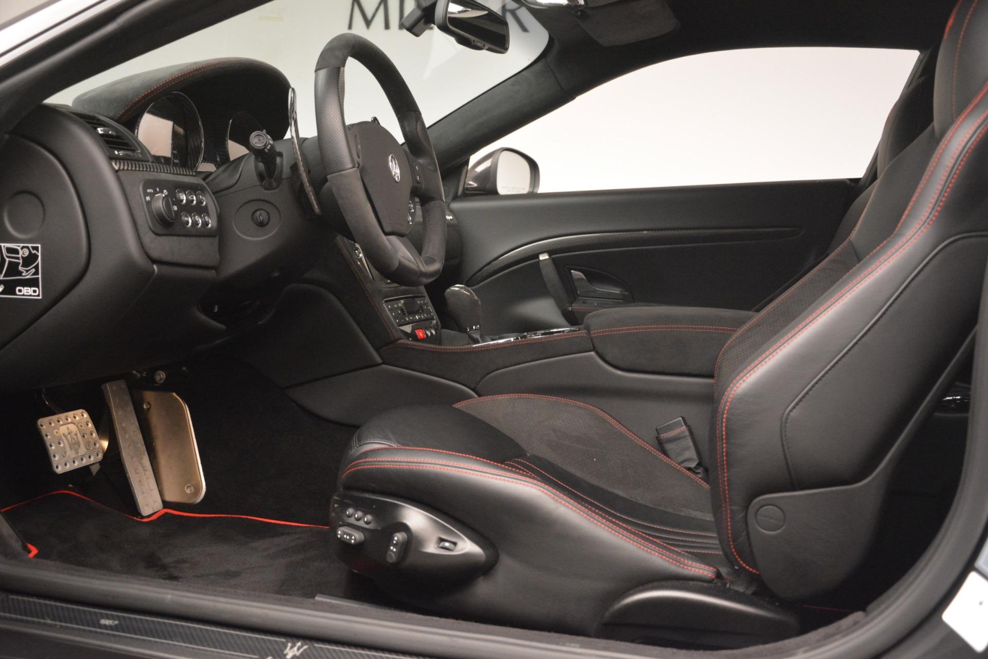 Used 2017 Maserati GranTurismo GT Sport Special Edition For Sale In Greenwich, CT. Alfa Romeo of Greenwich, M2016A 665_p14