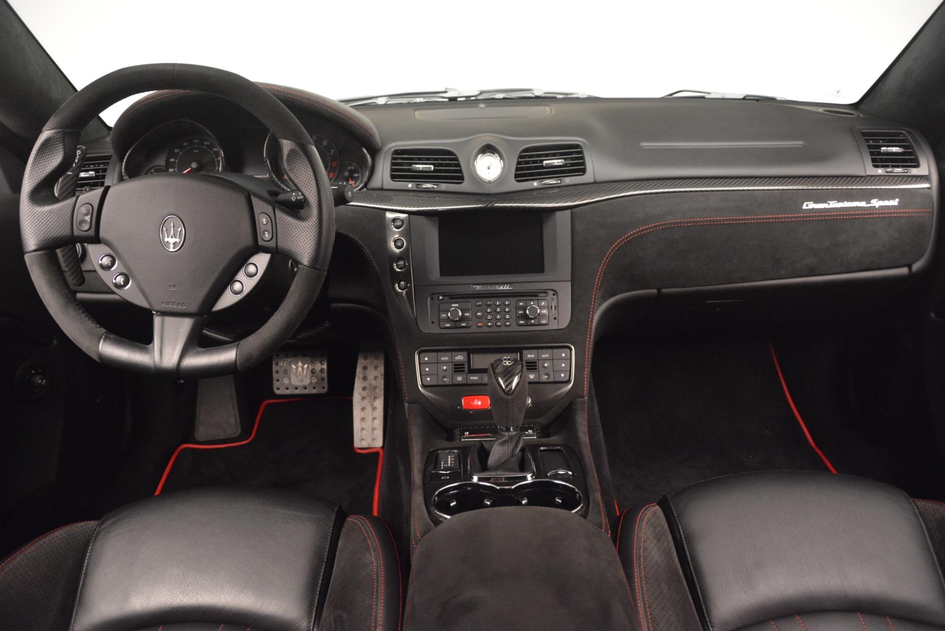Used 2017 Maserati GranTurismo GT Sport Special Edition For Sale In Greenwich, CT. Alfa Romeo of Greenwich, M2016A 665_p16