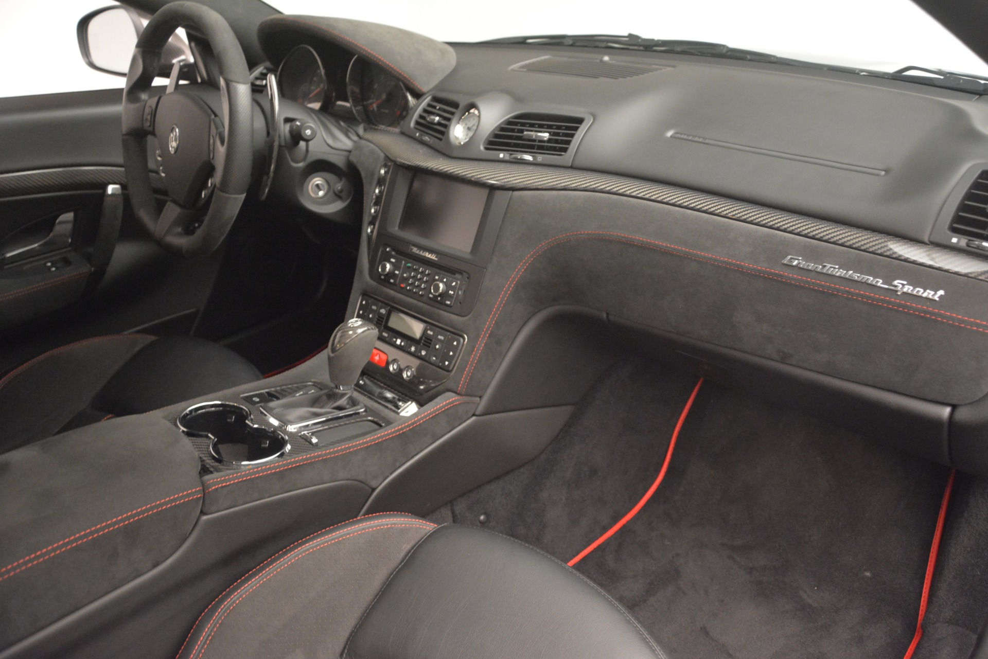 Used 2017 Maserati GranTurismo GT Sport Special Edition For Sale In Greenwich, CT. Alfa Romeo of Greenwich, M2016A 665_p20