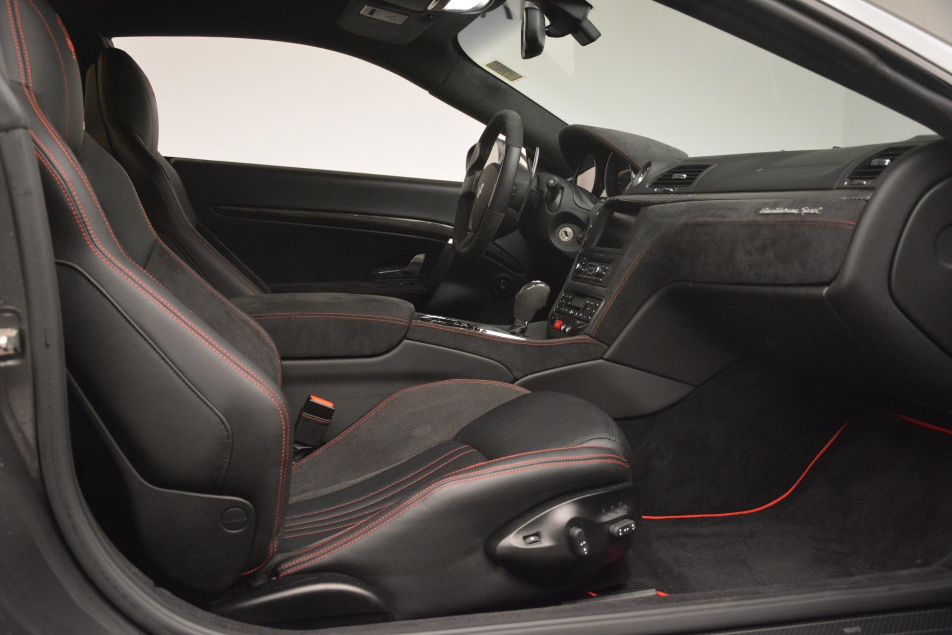 Used 2017 Maserati GranTurismo GT Sport Special Edition For Sale In Greenwich, CT. Alfa Romeo of Greenwich, M2016A 665_p21