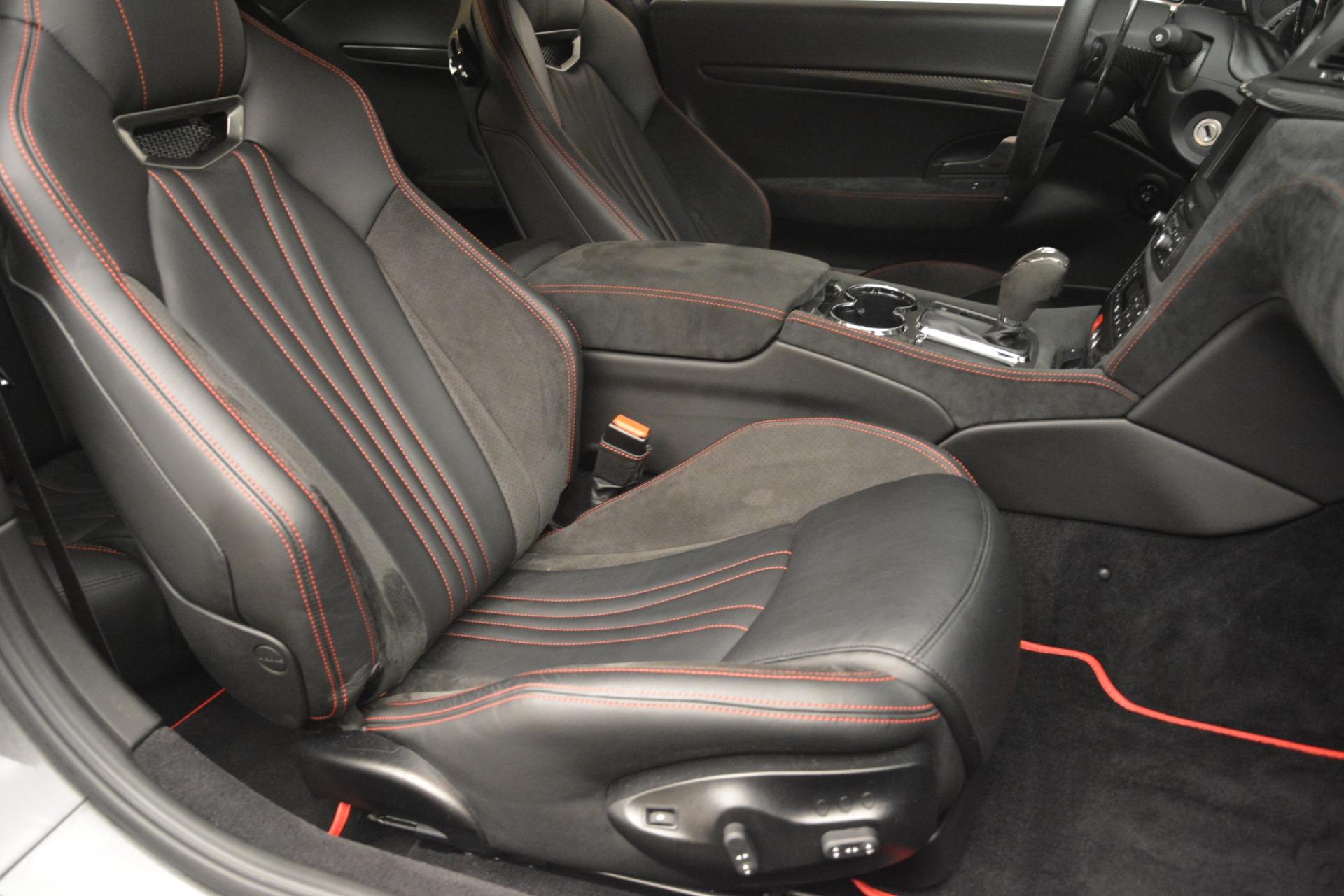 Used 2017 Maserati GranTurismo GT Sport Special Edition For Sale In Greenwich, CT. Alfa Romeo of Greenwich, M2016A 665_p22