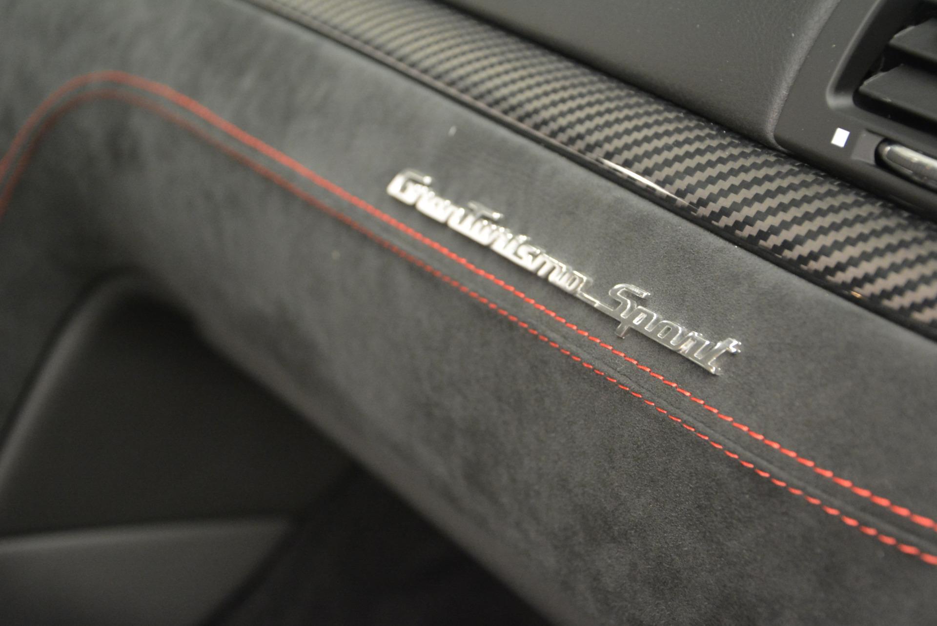 Used 2017 Maserati GranTurismo GT Sport Special Edition For Sale In Greenwich, CT. Alfa Romeo of Greenwich, M2016A 665_p31
