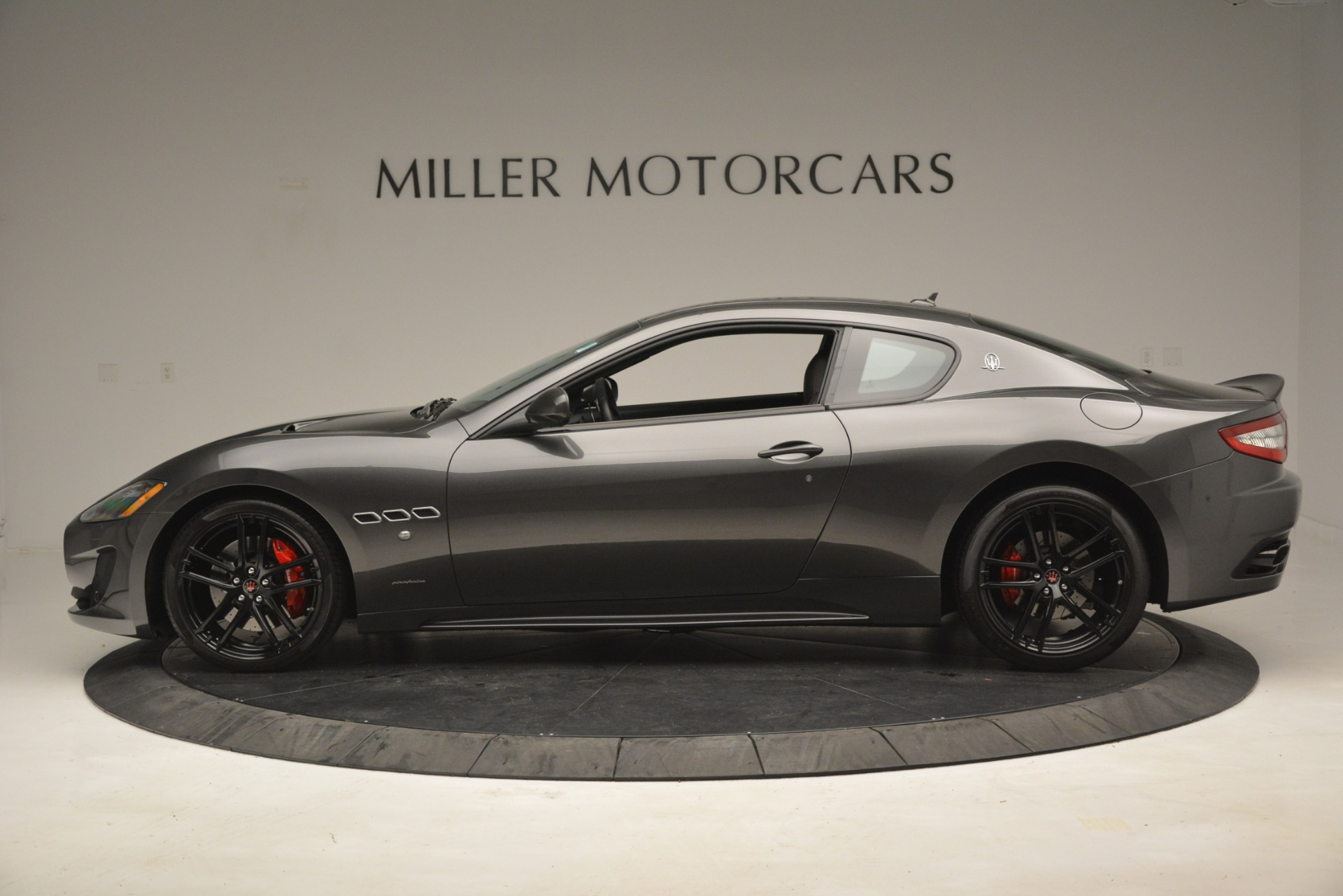 Used 2017 Maserati GranTurismo GT Sport Special Edition For Sale In Greenwich, CT. Alfa Romeo of Greenwich, M2016A 665_p3