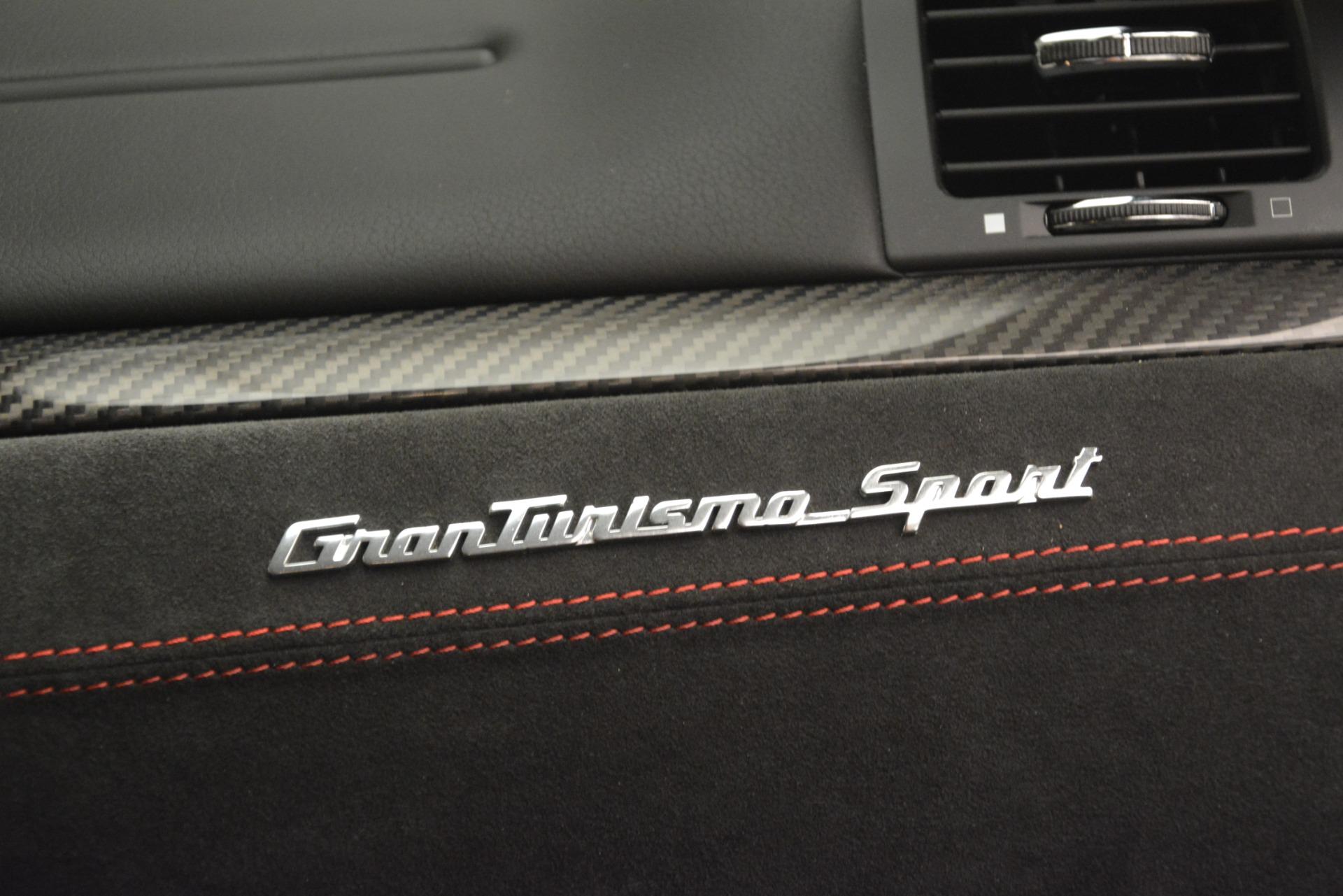 Used 2017 Maserati GranTurismo GT Sport Special Edition For Sale In Greenwich, CT. Alfa Romeo of Greenwich, M2016A 665_p40