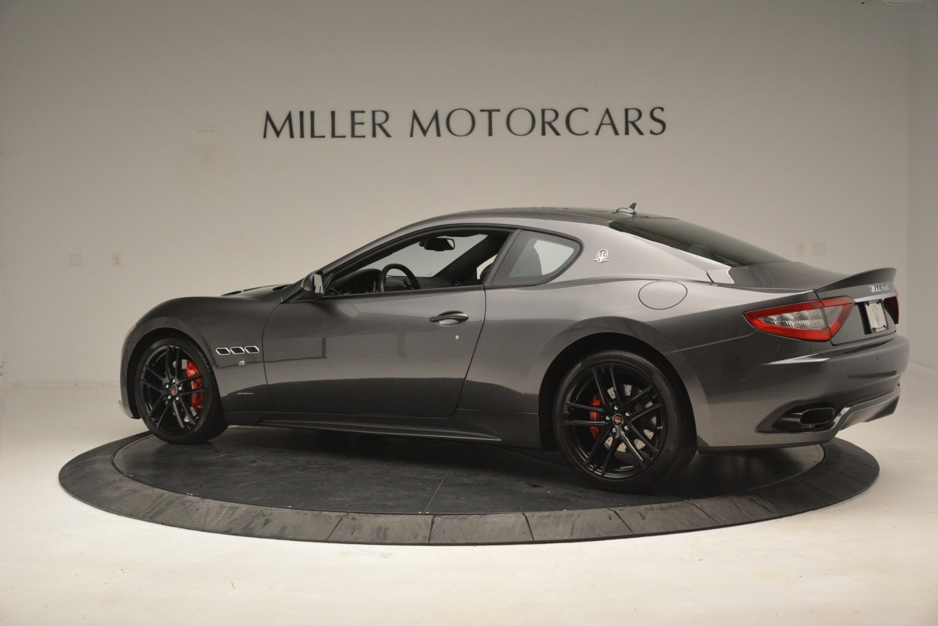 Used 2017 Maserati GranTurismo GT Sport Special Edition For Sale In Greenwich, CT. Alfa Romeo of Greenwich, M2016A 665_p4