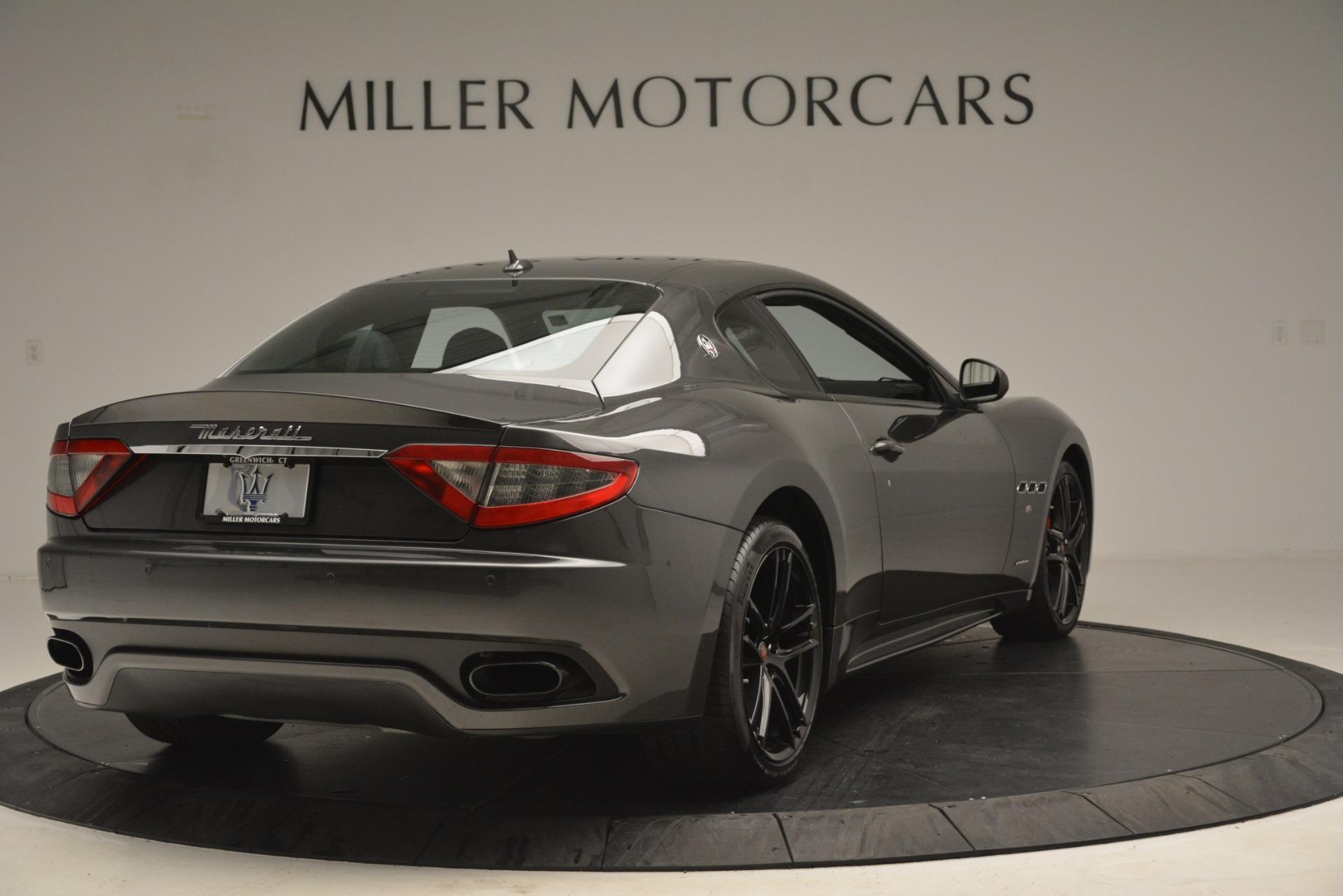 Used 2017 Maserati GranTurismo GT Sport Special Edition For Sale In Greenwich, CT. Alfa Romeo of Greenwich, M2016A 665_p7