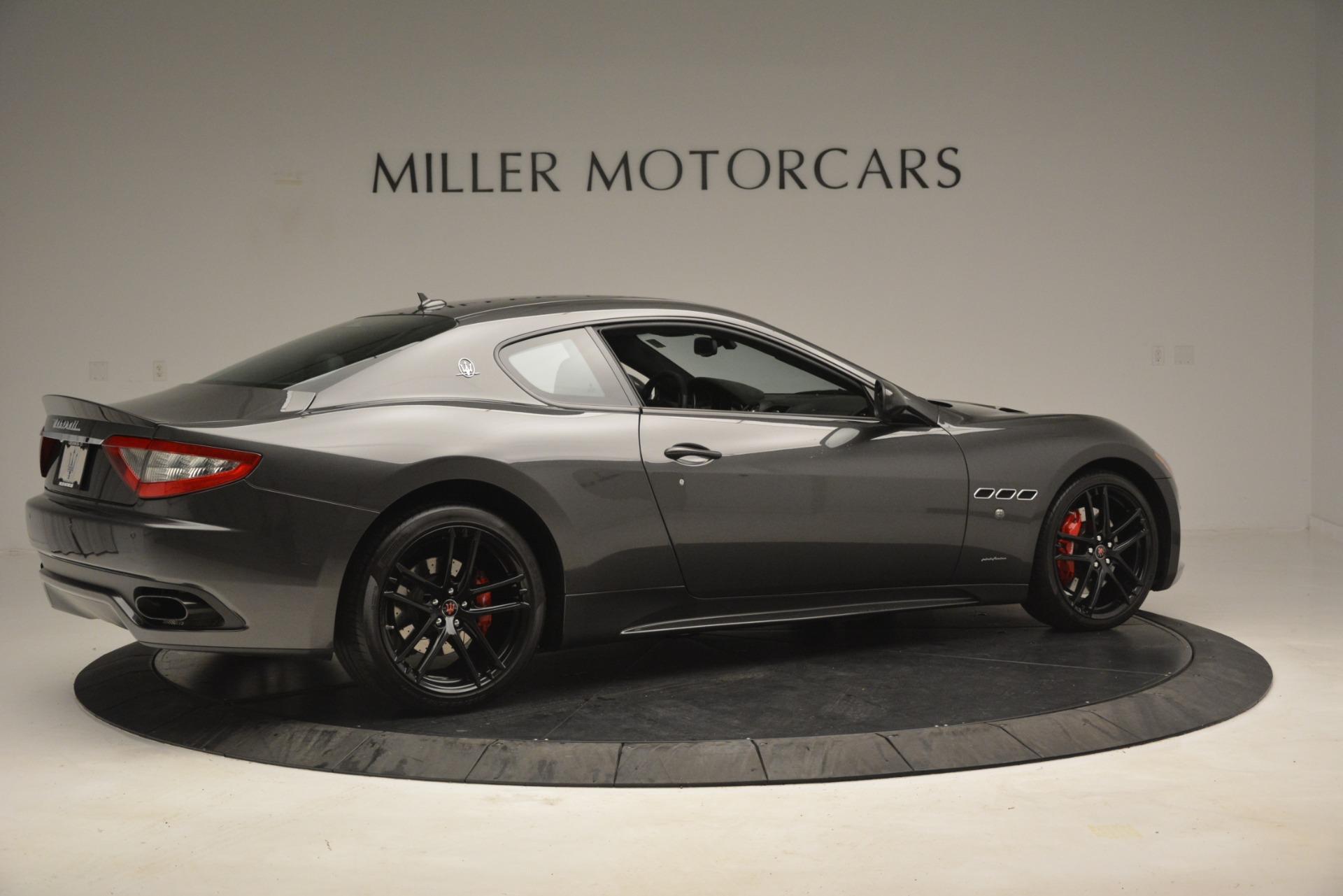 Used 2017 Maserati GranTurismo GT Sport Special Edition For Sale In Greenwich, CT. Alfa Romeo of Greenwich, M2016A 665_p8