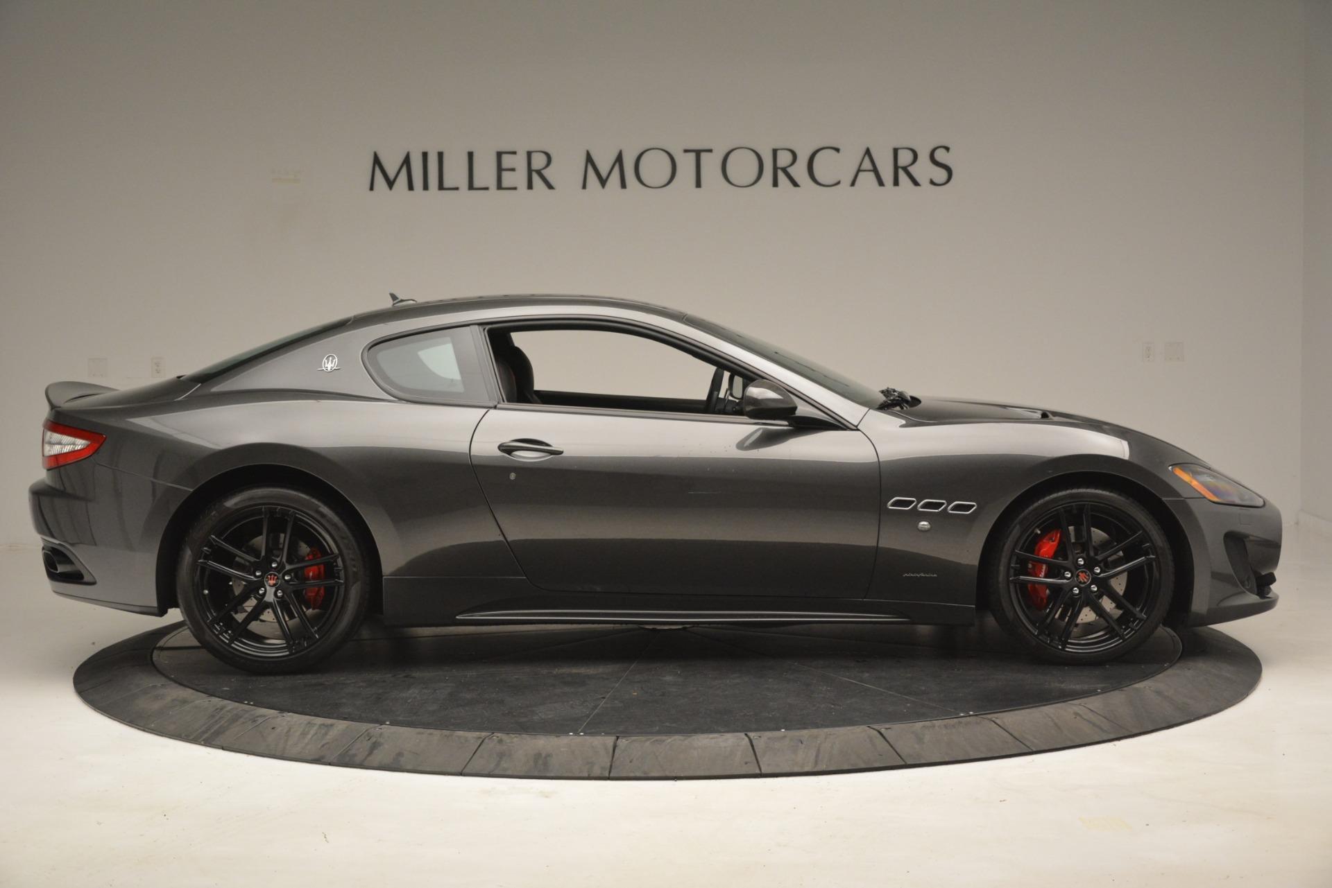 Used 2017 Maserati GranTurismo GT Sport Special Edition For Sale In Greenwich, CT. Alfa Romeo of Greenwich, M2016A 665_p9