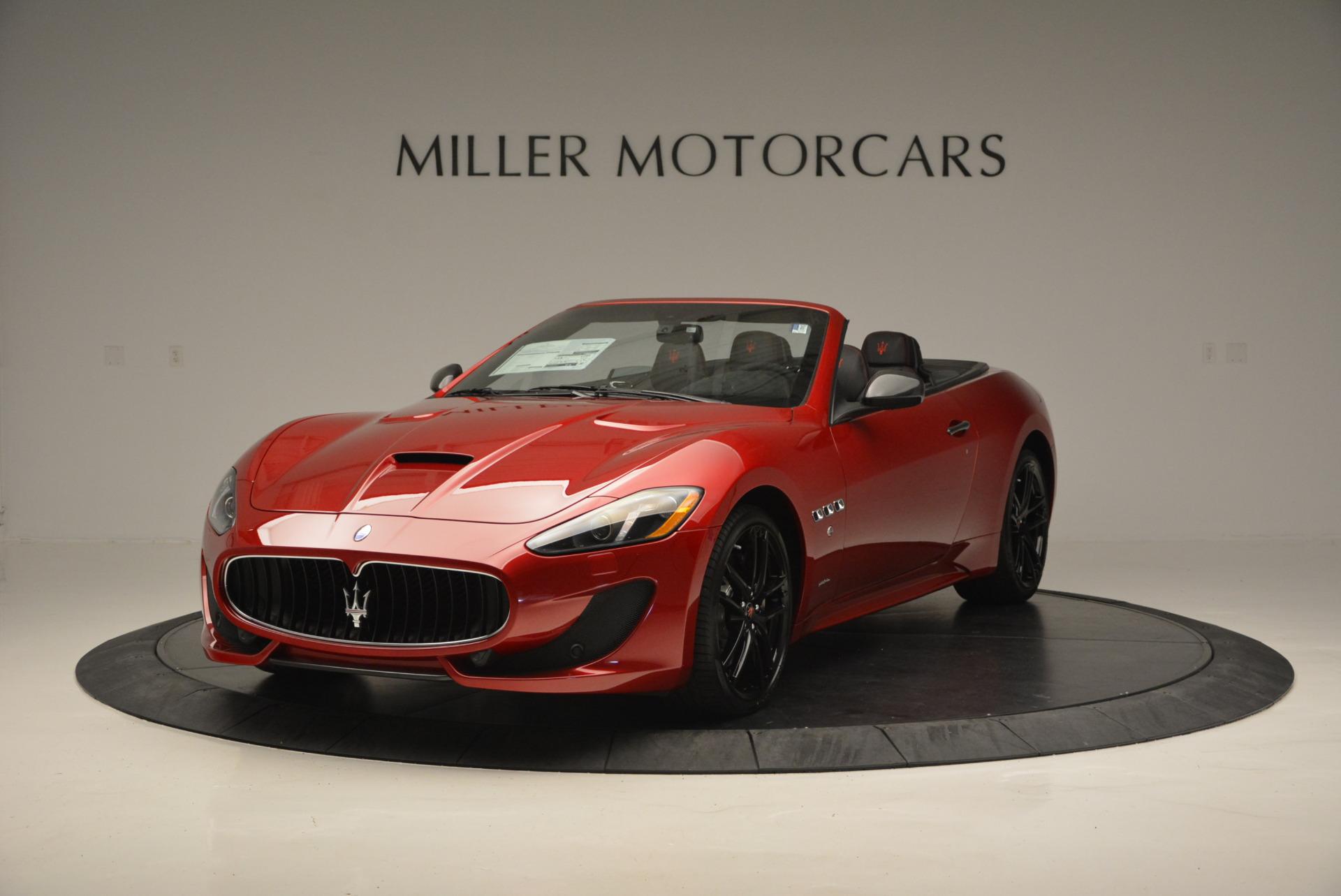 New 2017 Maserati GranTurismo Sport Special Edition For Sale In Greenwich, CT. Alfa Romeo of Greenwich, M1702 666_main