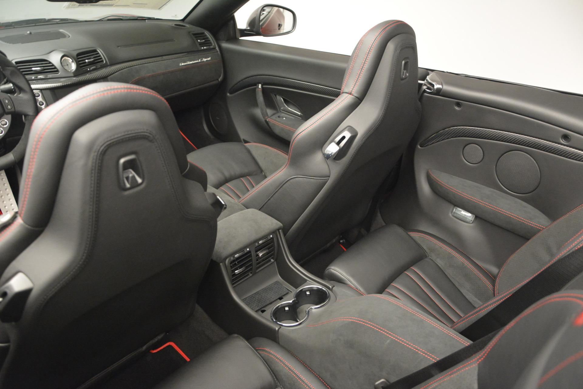 New 2017 Maserati GranTurismo Sport Special Edition For Sale In Greenwich, CT. Alfa Romeo of Greenwich, M1702 666_p23