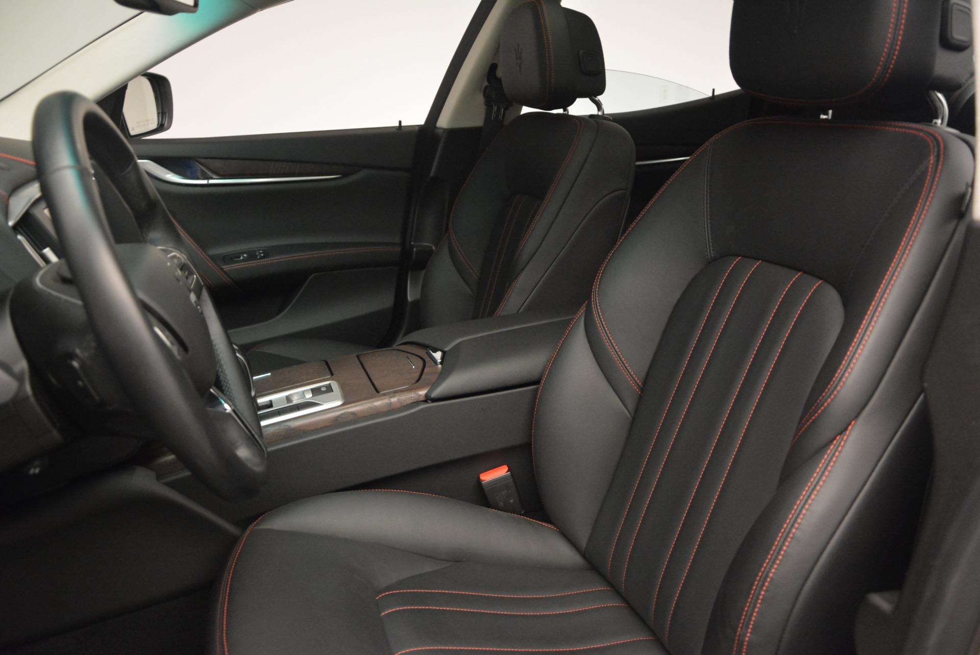 Used 2016 Maserati Ghibli S Q4  EX- LOANER For Sale In Greenwich, CT. Alfa Romeo of Greenwich, M1551 668_p15