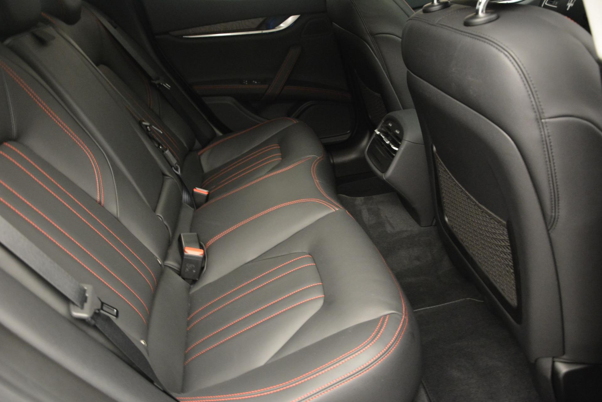 Used 2016 Maserati Ghibli S Q4  EX- LOANER For Sale In Greenwich, CT. Alfa Romeo of Greenwich, M1551 668_p23