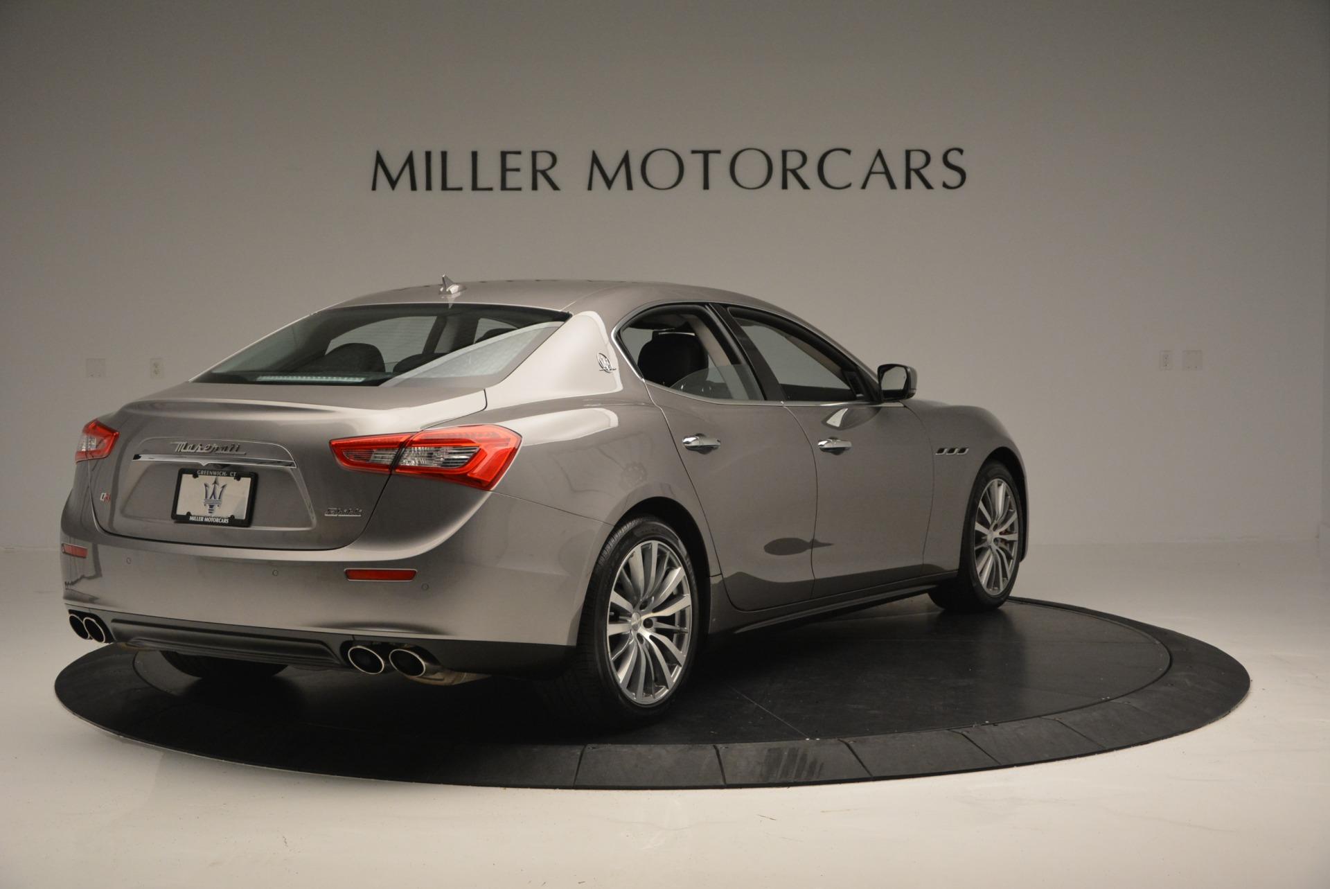 Used 2016 Maserati Ghibli S Q4  EX- LOANER For Sale In Greenwich, CT. Alfa Romeo of Greenwich, M1551 668_p7