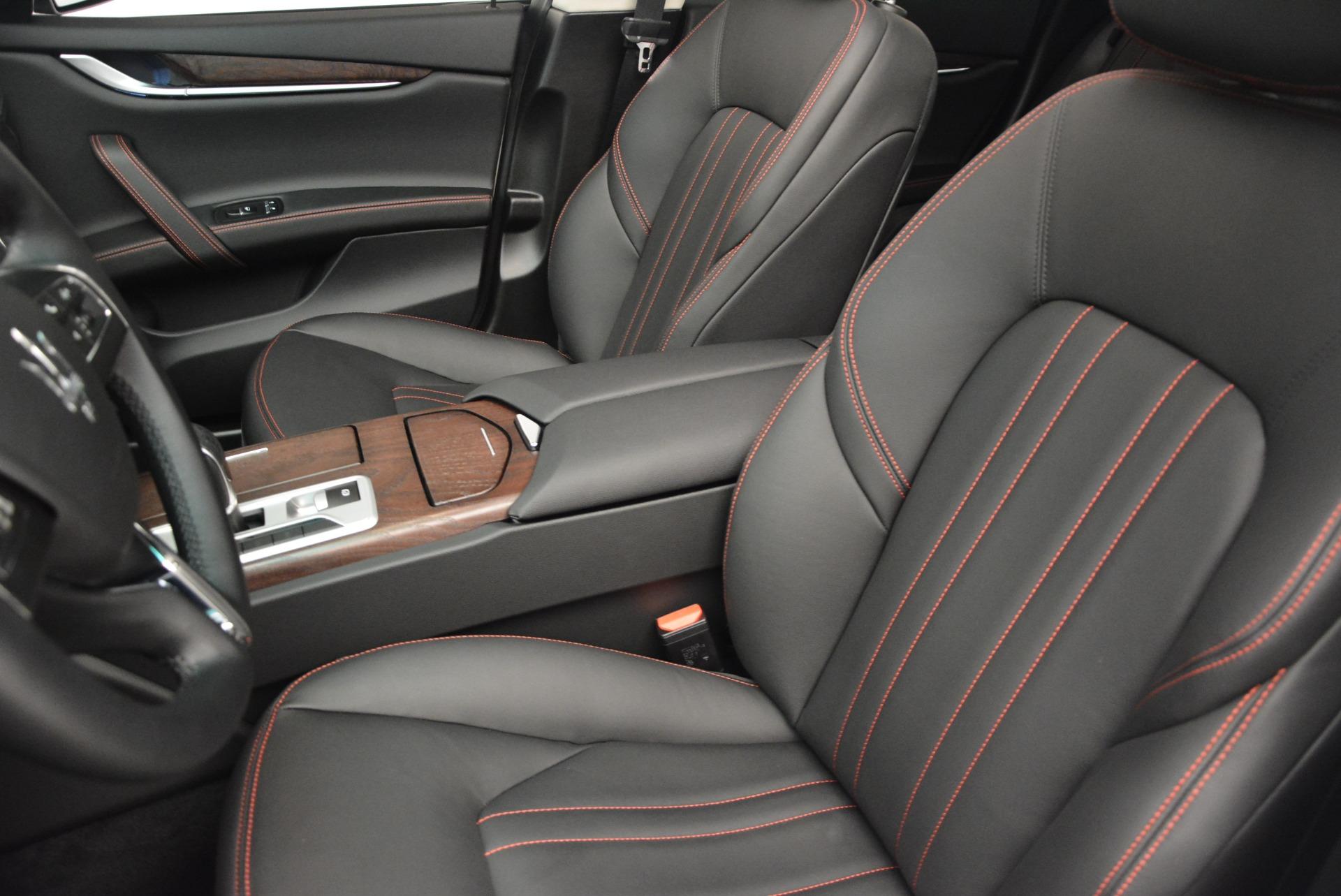 Used 2016 Maserati Ghibli S Q4  EX-LOANER For Sale In Greenwich, CT. Alfa Romeo of Greenwich, W252 669_p15